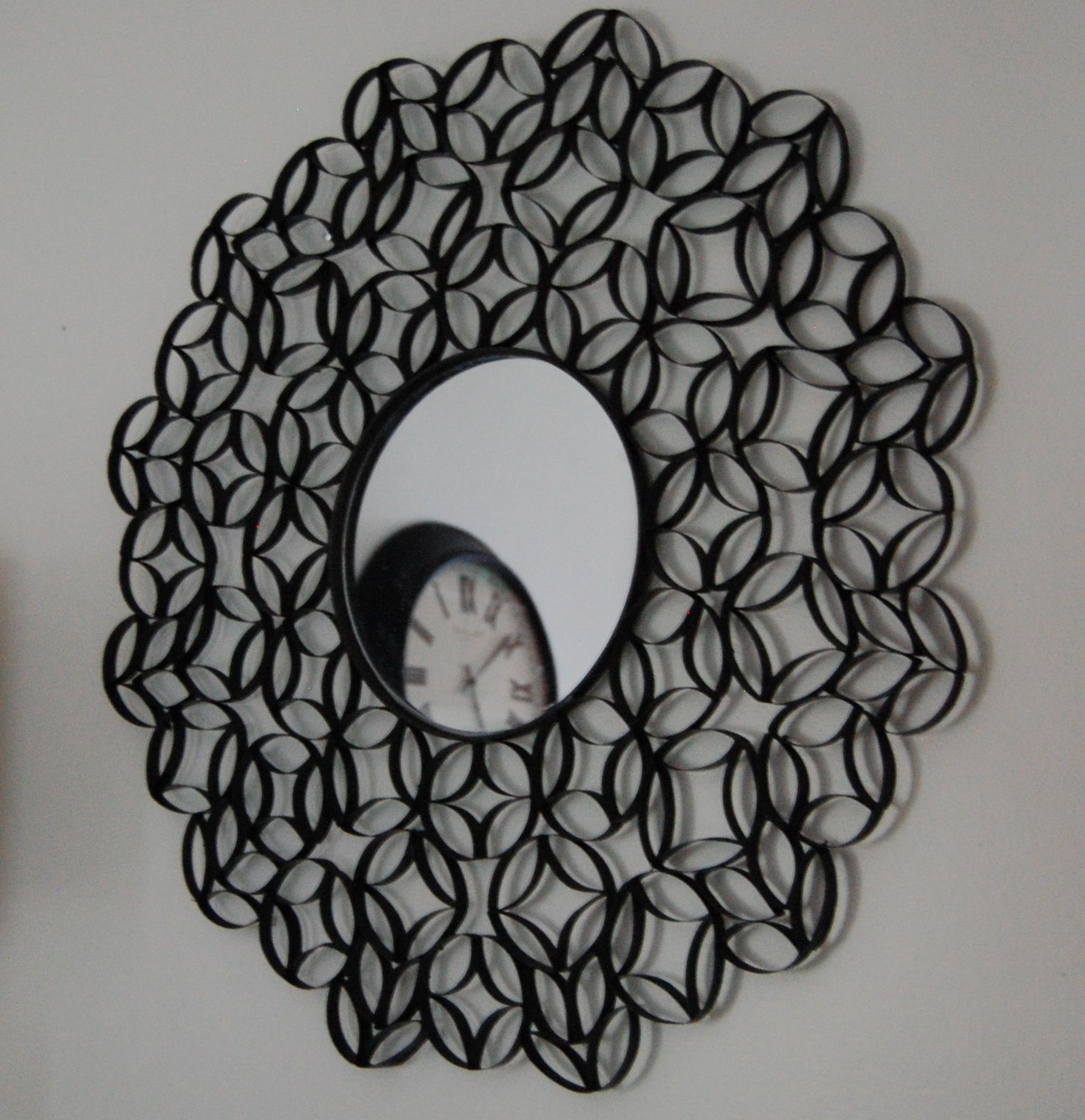 Toilet Paper Roll Wall Art Just Spray Paint And Voila! | Wall Art With Regard To Most Popular Toilet Paper Roll Wall Art (View 6 of 20)