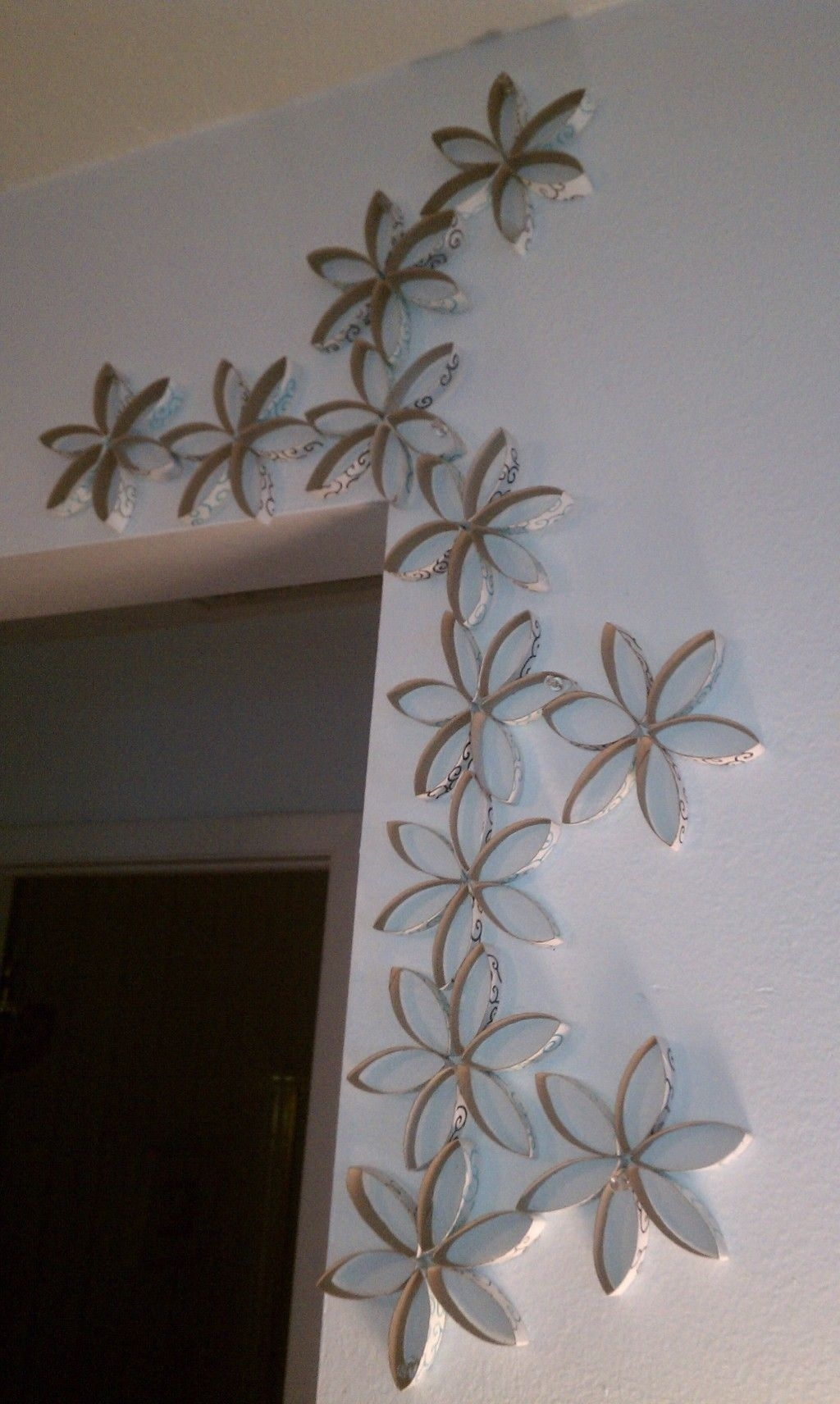 Toilet Paper Roll Wall Art | My Next Projects | Pinterest | Toilet Within Newest Toilet Paper Roll Wall Art (View 15 of 20)