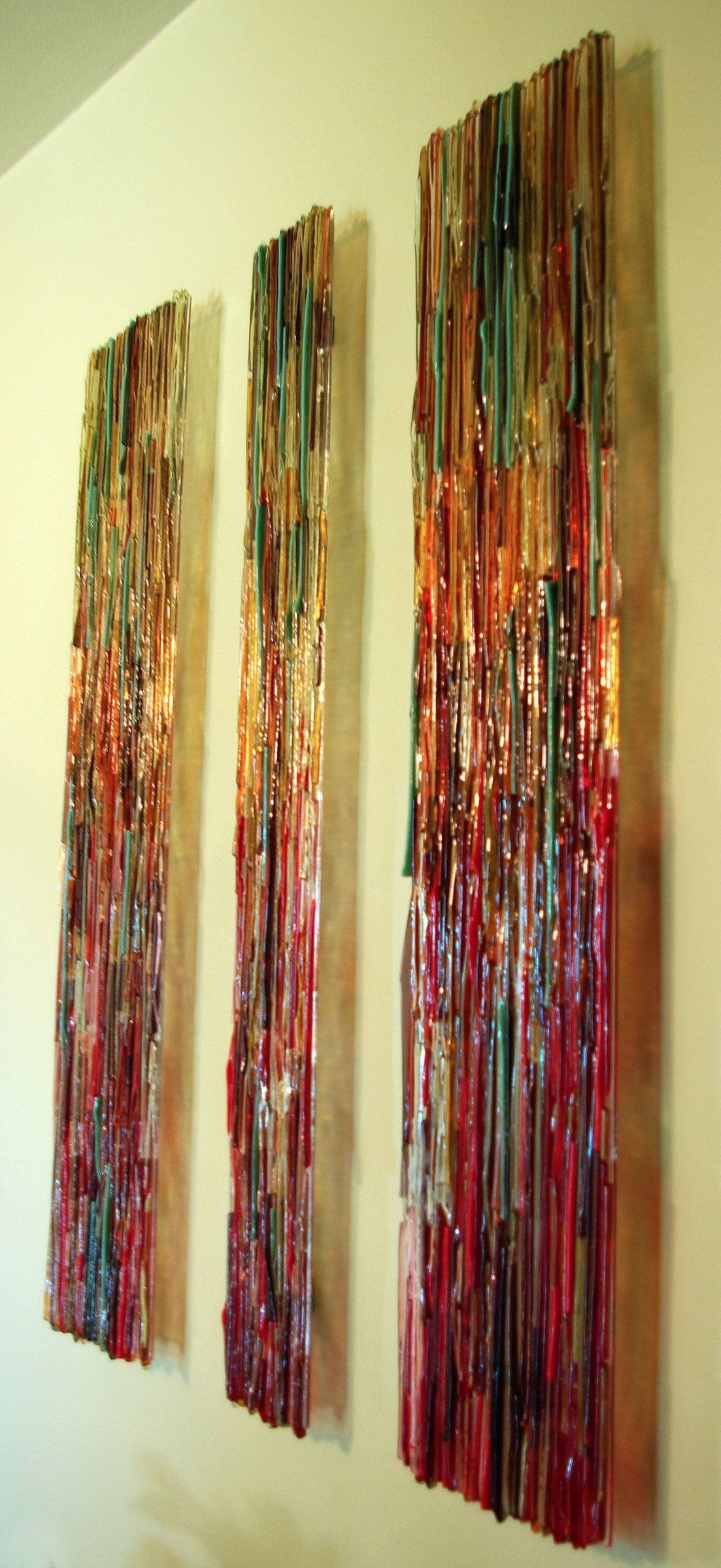 Transpire Wall Panels: Sarinda Jones: Art Glass Wall Art – Artful In Best And Newest Wall Art Panels (View 17 of 20)