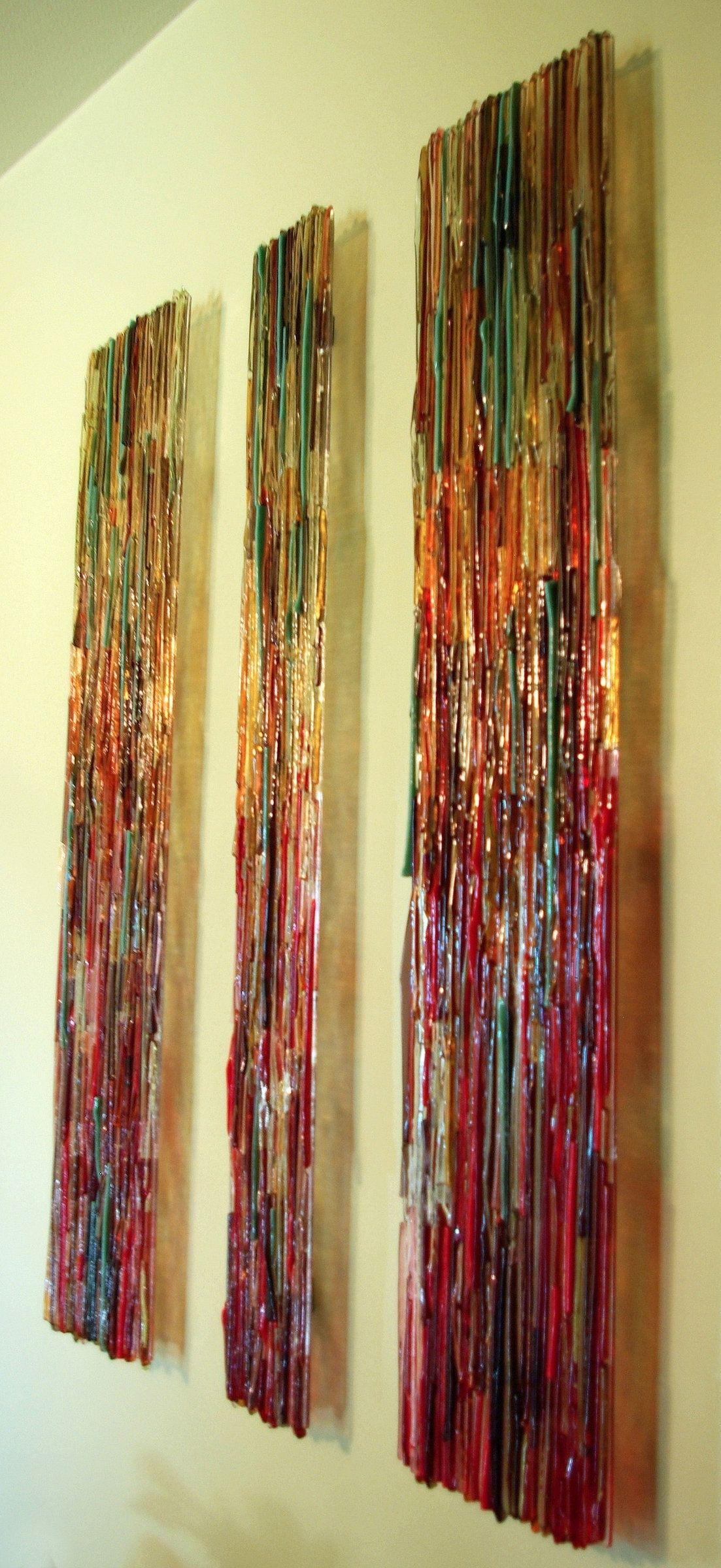 Transpire Wall Panels: Sarinda Jones: Art Glass Wall Art – Artful In Best And Newest Wall Art Panels (View 17 of 20)