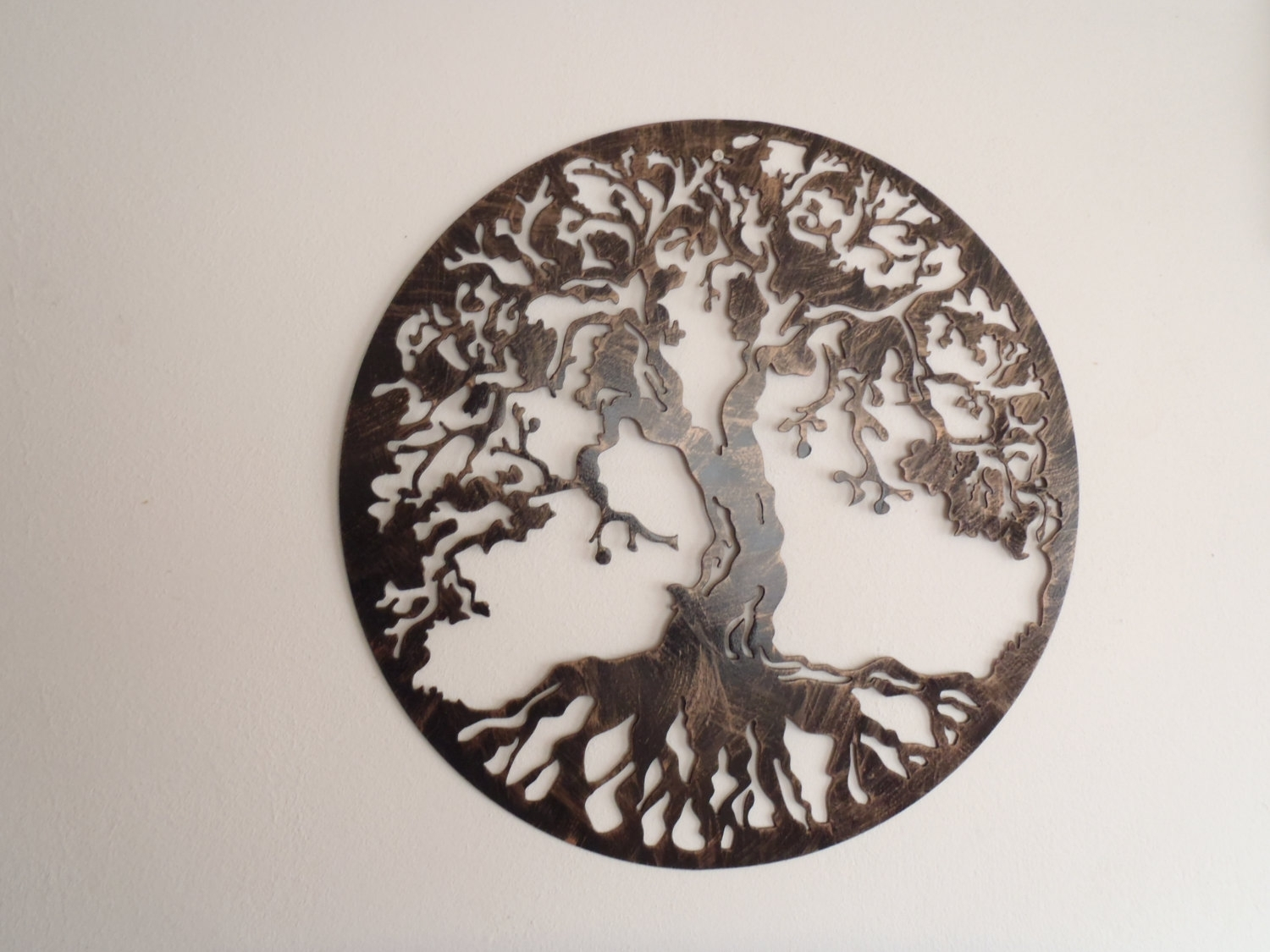 Tree Of Life Antique Look Fabulous Tree Of Life Wall Decor – Home In Best And Newest Tree Of Life Wall Art (View 14 of 15)
