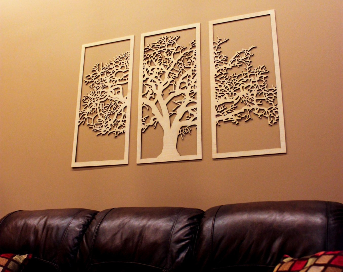 Tree Of Life Wall Art | Trees | Pinterest | 3d Tree, Wood Wall Art Inside Most Up To Date Modern Wall Art Decors (View 6 of 20)
