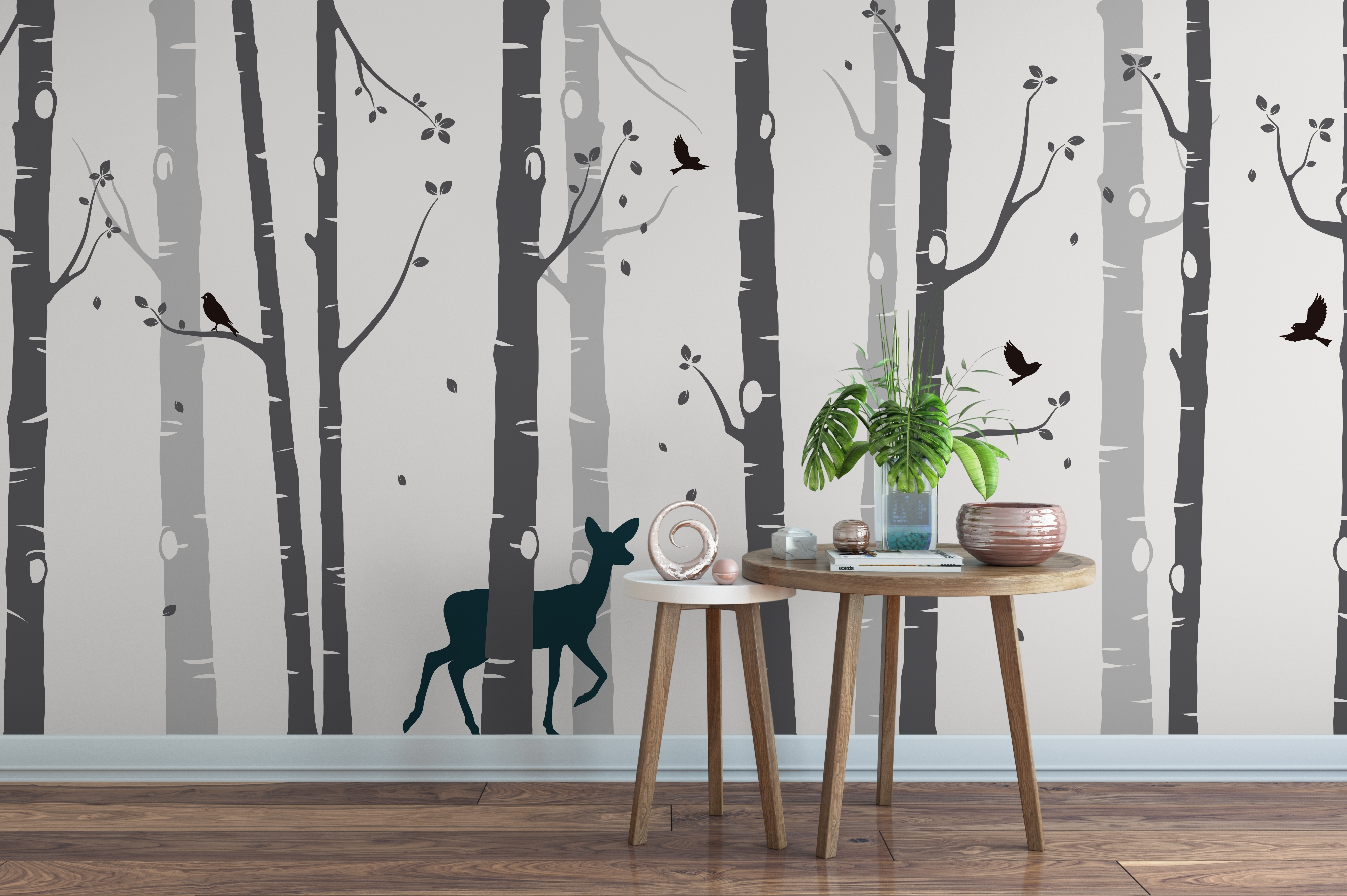 Tree Wall Art Archives | Fox And Canvas Pertaining To 2017 Birch Tree Wall Art (View 19 of 20)