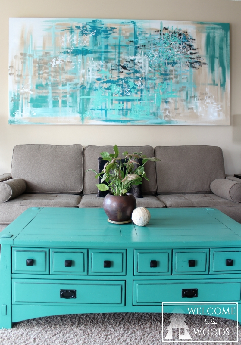 Turquoise Wall Art – Talentneeds – With Regard To Most Current Turquoise Wall Art (View 19 of 20)