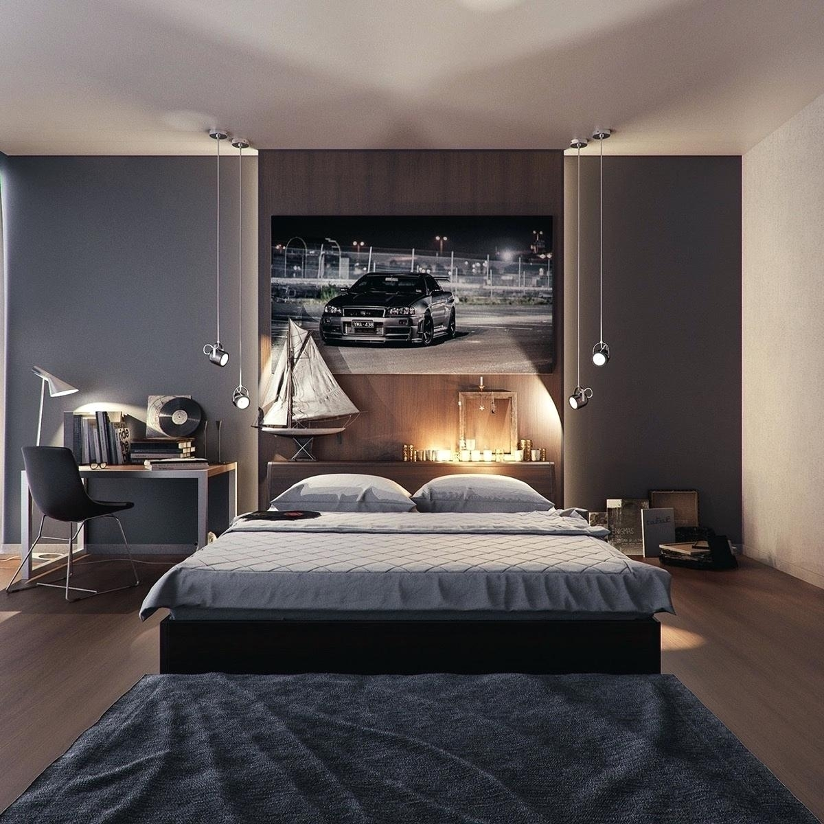 Uncategorized : Decoration Masculine Bedroom Design Manly Sets Intended For Most Recent Manly Wall Art (Gallery 18 of 20)