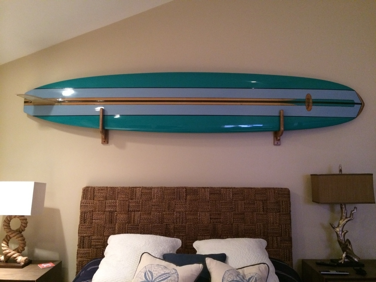 Unfinished Surfboard Wall Decor — Room Decor : How To Select Inside Most Recently Released Surfboard Wall Art (View 4 of 20)