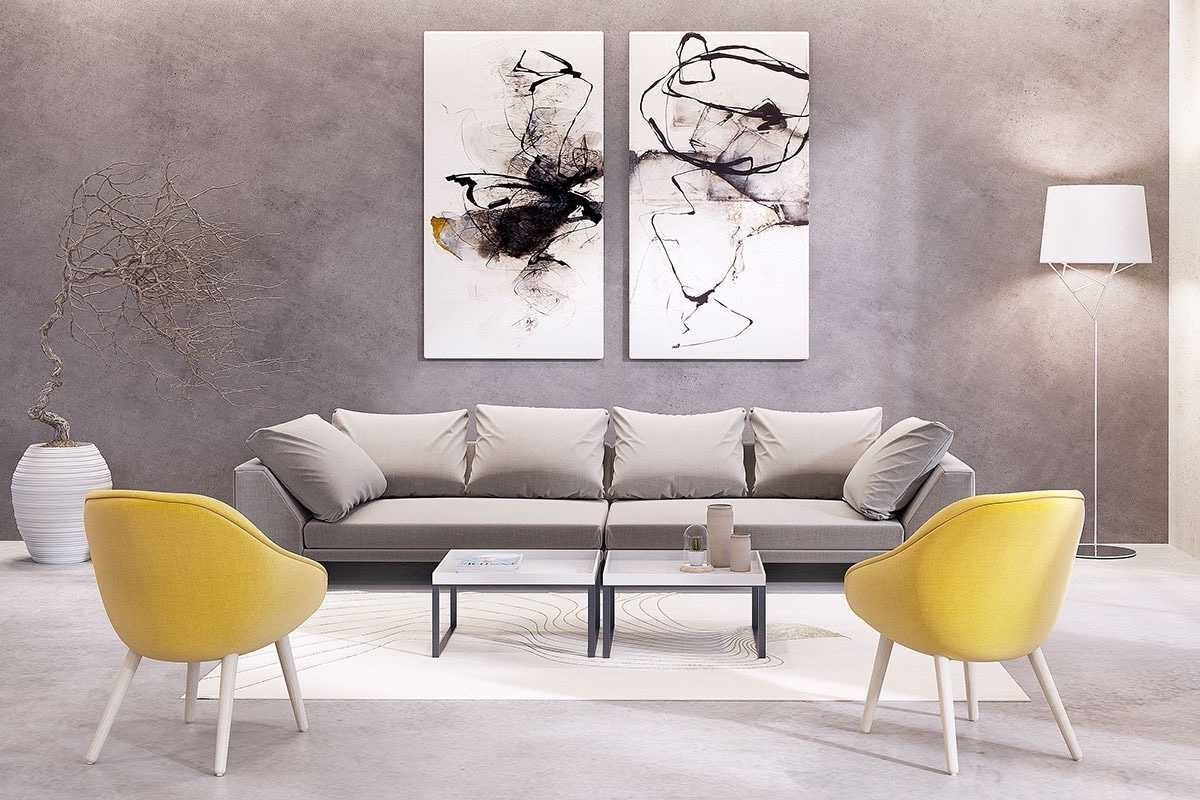Unique And Exclusive Large Wall Art For Living Room — Living Room Intended For Most Popular Living Room Wall Art (View 15 of 15)