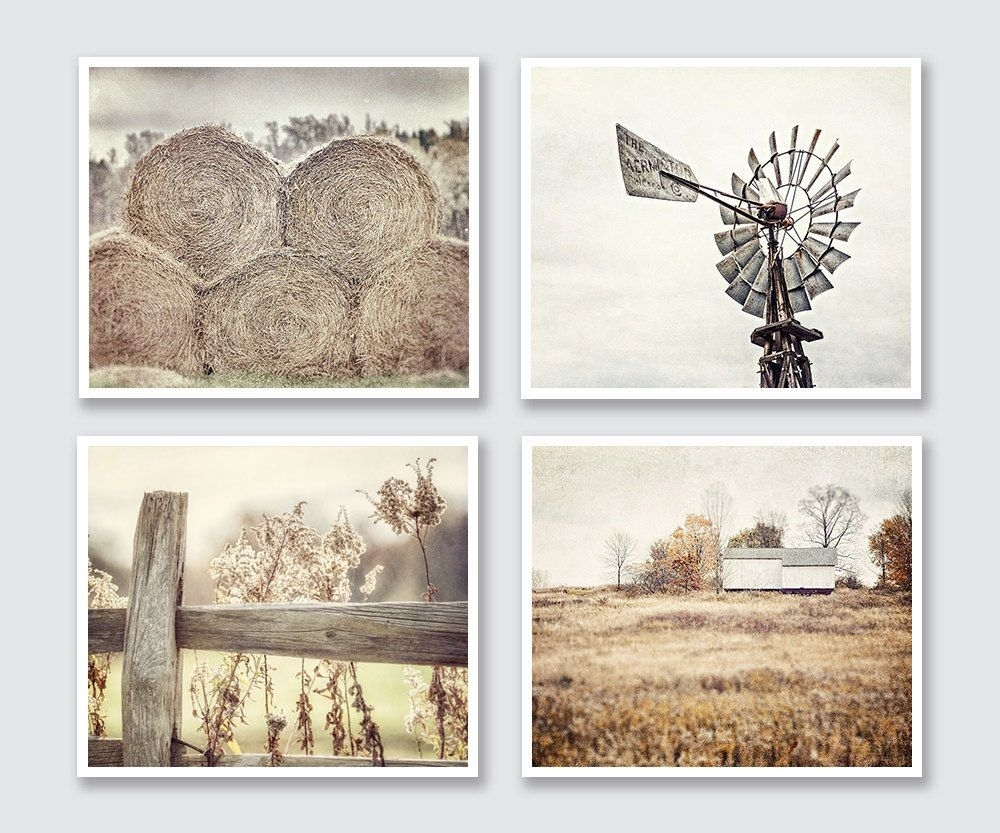 Unique Farm Art Related Items | Etsy | Farm Decor | Pinterest | Farm Intended For Most Recently Released Country Wall Art (View 18 of 20)