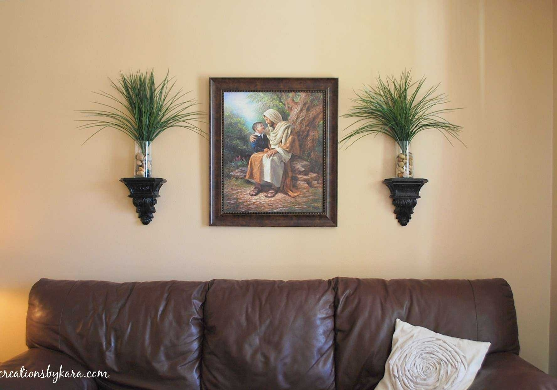 Unique Wall Decor For Living Trends Including Charming Art Room Intended For Most Recent Unique Wall Art (View 11 of 15)