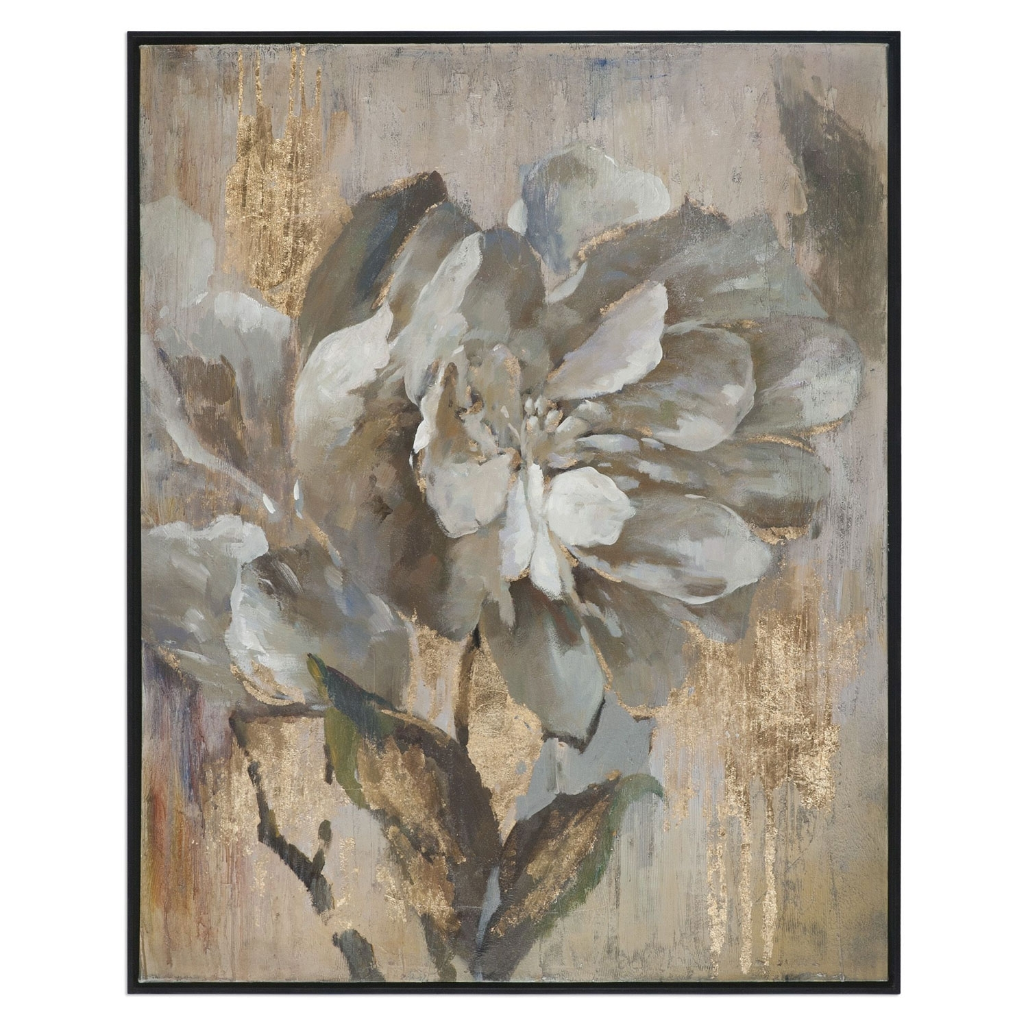 Uttermost Dazzlinggrace Feyock: 41 X 51 Inch Wall Art 35330 Pertaining To 2017 Uttermost Wall Art (View 1 of 20)