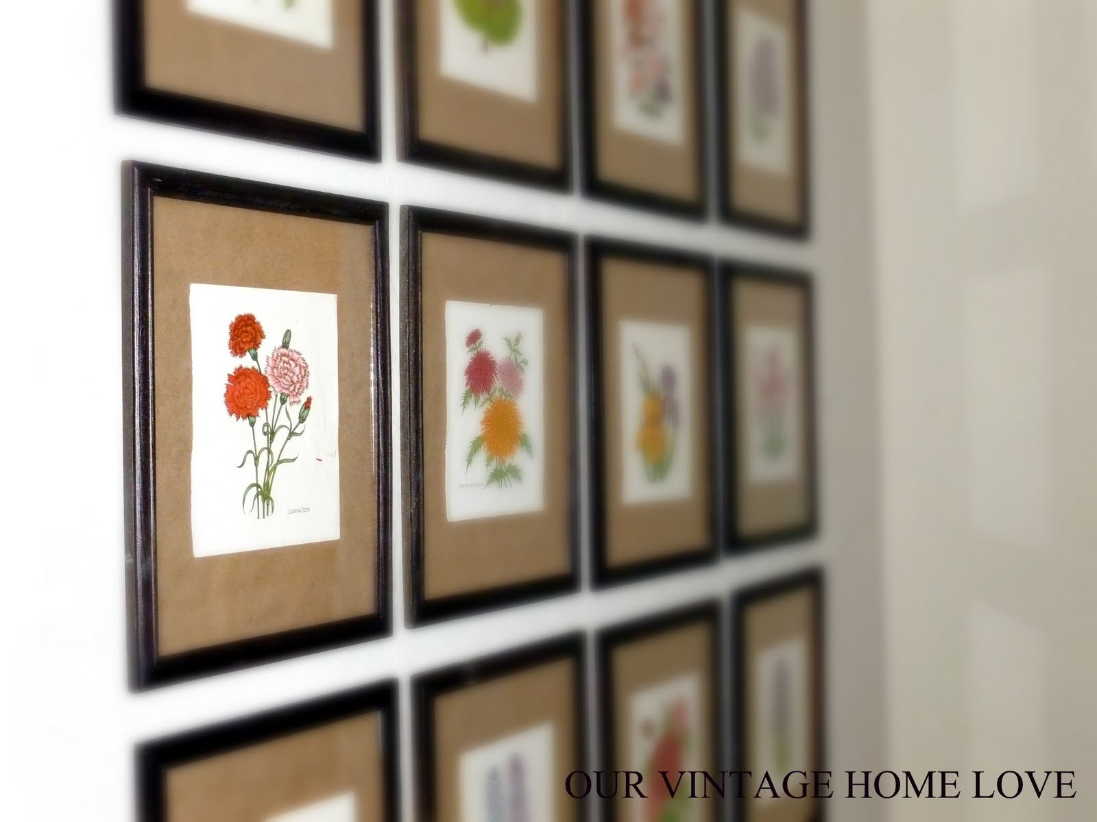 Vintage Home Love: Inexpensive Wall Art in Newest Inexpensive Wall Art