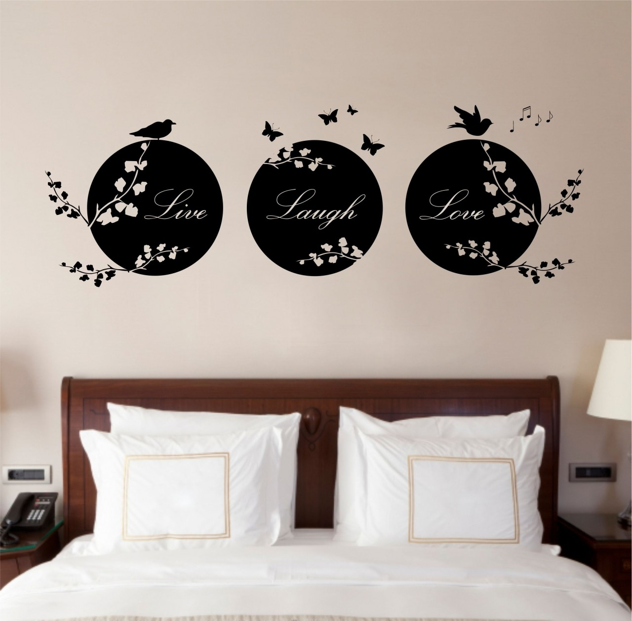 Vinyl Wall Art: Makeover For Your Homes - Pickndecor intended for Current Vinyl Wall Art