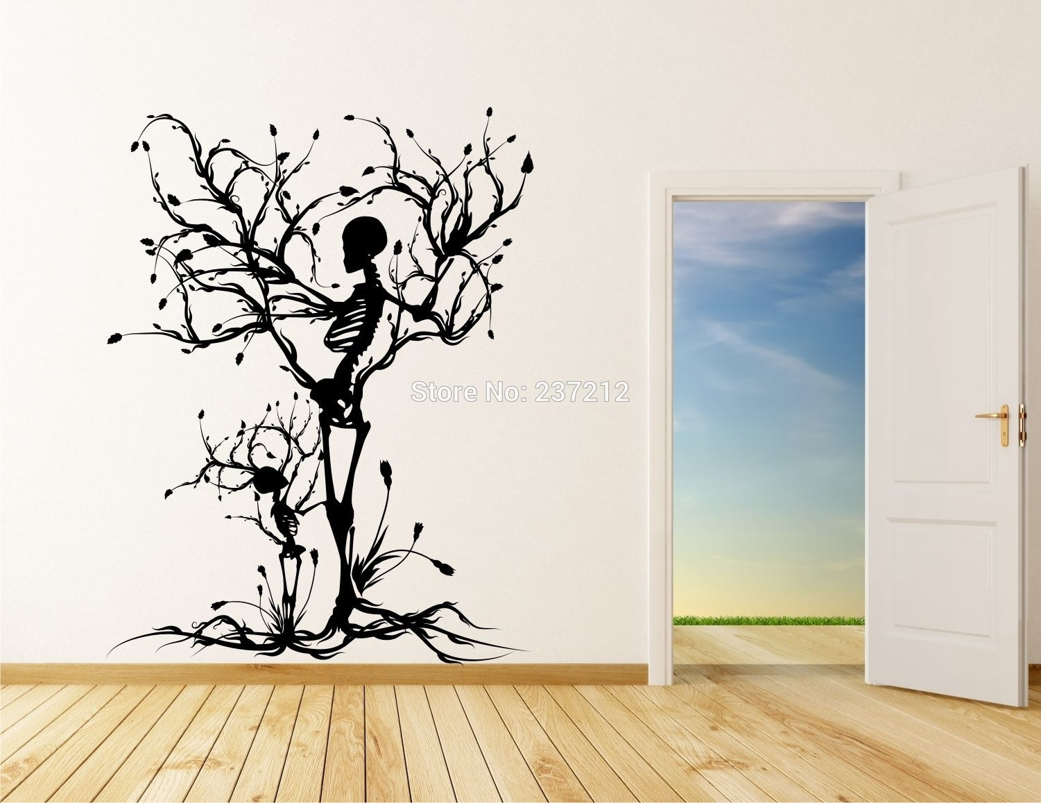 Wall Art Decals | Phobi Home Designs : Decorate Wall Art Decals Ideas Inside 2018 Art For Walls (View 6 of 20)