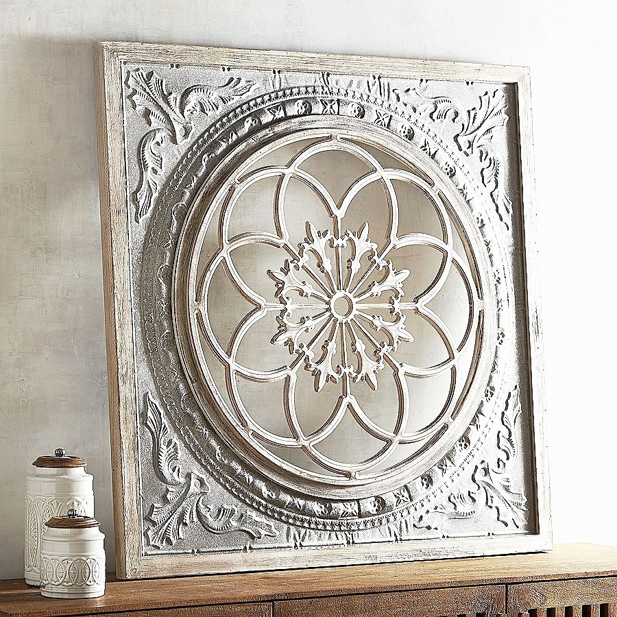Wall Art: Elegant Outdoor Medallion Wall A ~ Robotsgonebad Regarding Current Wood Medallion Wall Art (View 18 of 20)