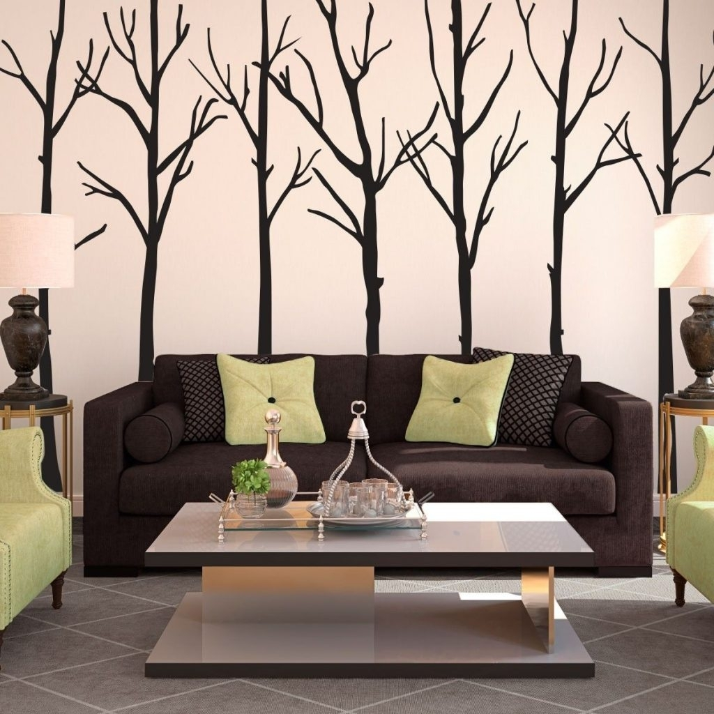 Wall Art Ideas For Living Room – Best New Design With Most Current Wall Art Ideas For Living Room (Gallery 12 of 20)