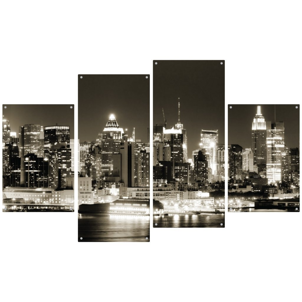 Wall Art New York City – Elitflat In Most Recently Released New York Wall Art (Gallery 19 of 20)