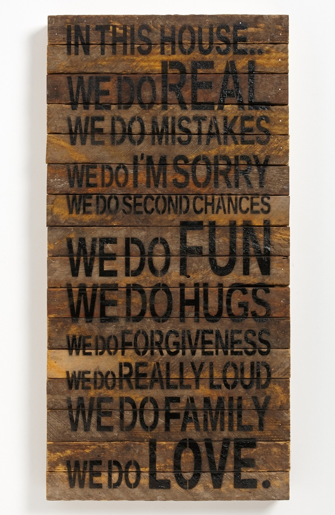 Wall Art Quotes On Wood – Culturehoop With Recent Wood Wall Art Quotes (Gallery 7 of 20)