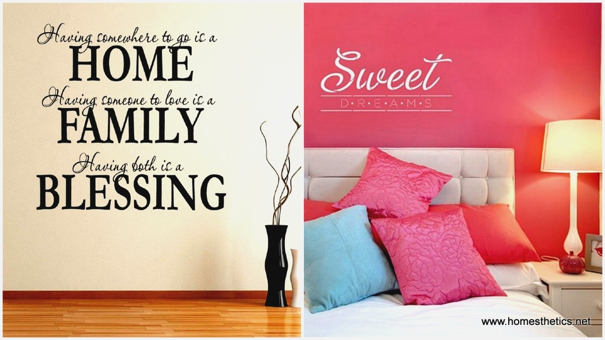 Wall Art Quotes Uk Design Ideas Of Wall Stickers Sayings | Home Art Site Intended For 2017 Wall Art Sayings (View 15 of 20)