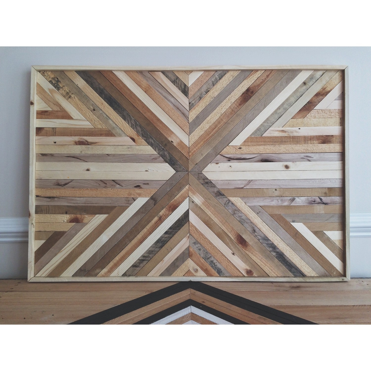 Wall Art Reclaimed Wood – Amthuchanoi Inside Most Popular Reclaimed Wood Wall Art (View 4 of 15)