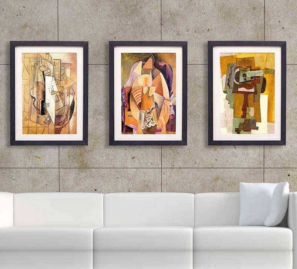 Wall Decor Framed Art Elegant Inspirations Also Beautiful For Living Intended For Most Popular Framed Wall Art For Living Room (Gallery 1 of 20)