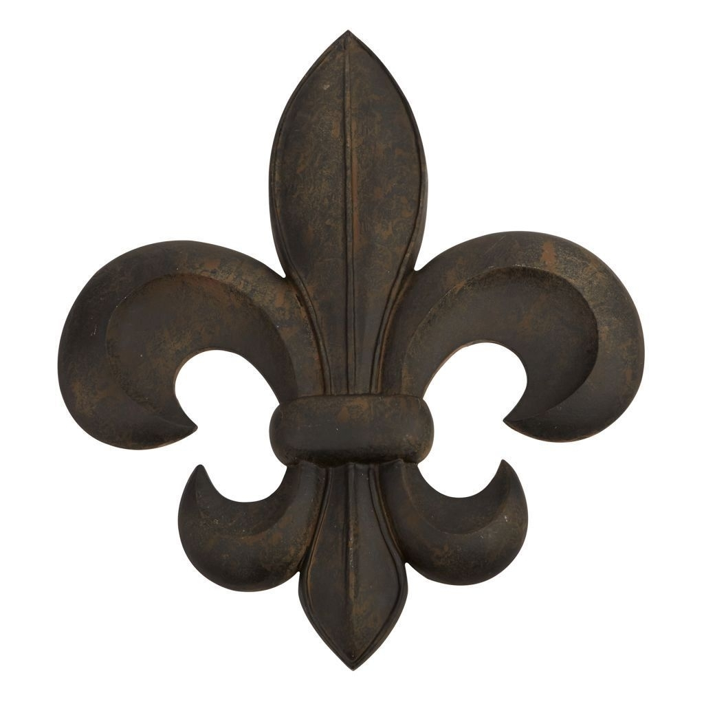 Wall Decoration. Fleur De Lis Wall Art – Wall Decoration And Wall For Most Popular Fleur De Lis Wall Art (Gallery 8 of 20)