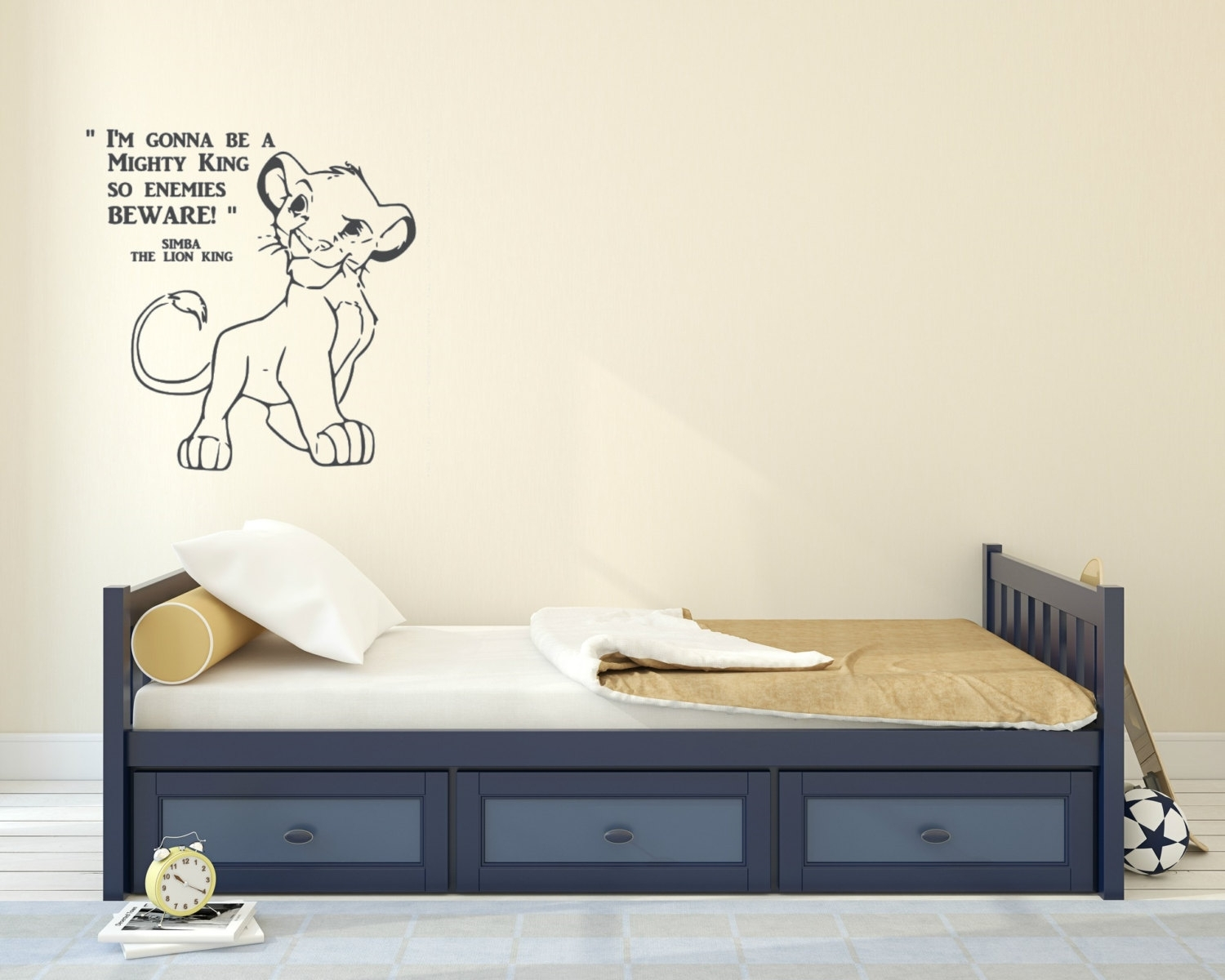 Wall Decoration. Lion King Wall Decals – Wall Decoration And Wall For Latest Lion King Wall Art (Gallery 7 of 20)