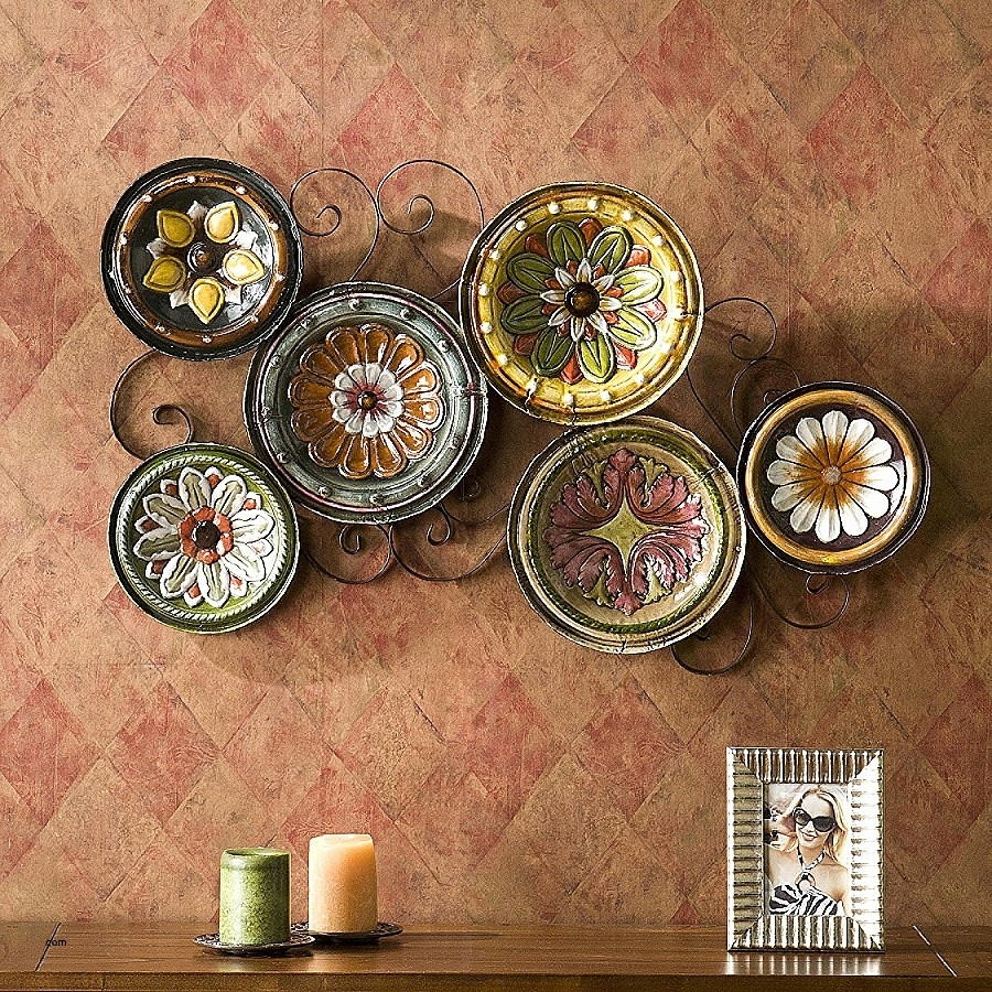Wall Lamp Plates. Inspirational Decora Wall Plates: Decora Wall Intended For 2018 Glass Plate Wall Art (Gallery 8 of 15)