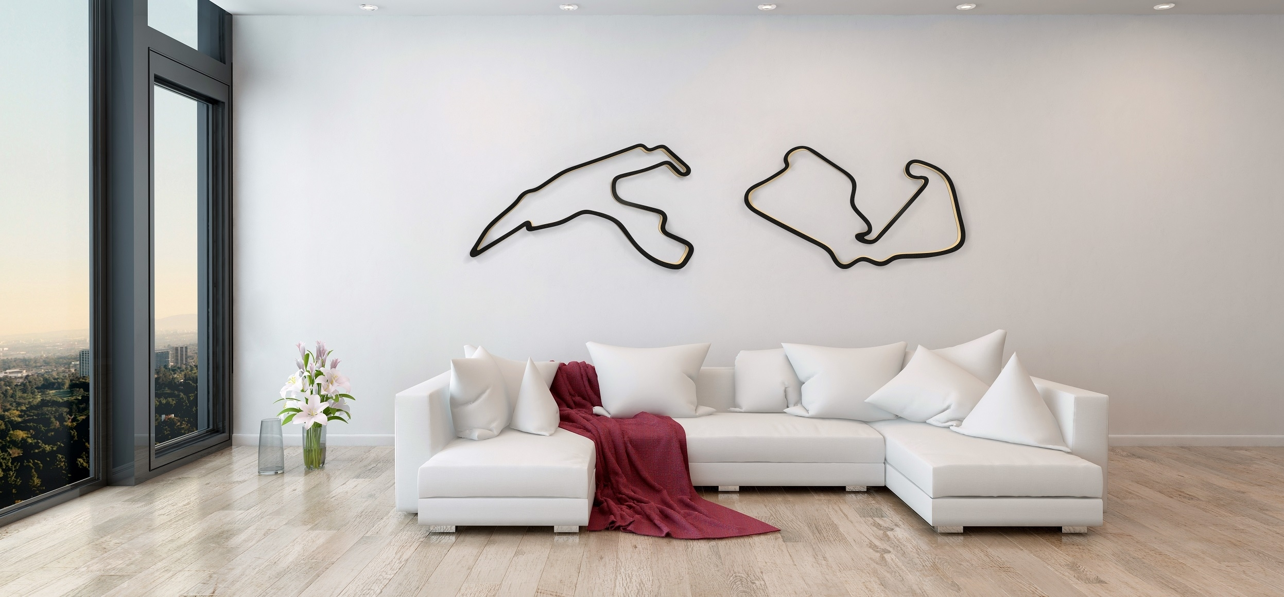 Welcome To Racetrackart For Newest Race Track Wall Art (Gallery 3 of 20)