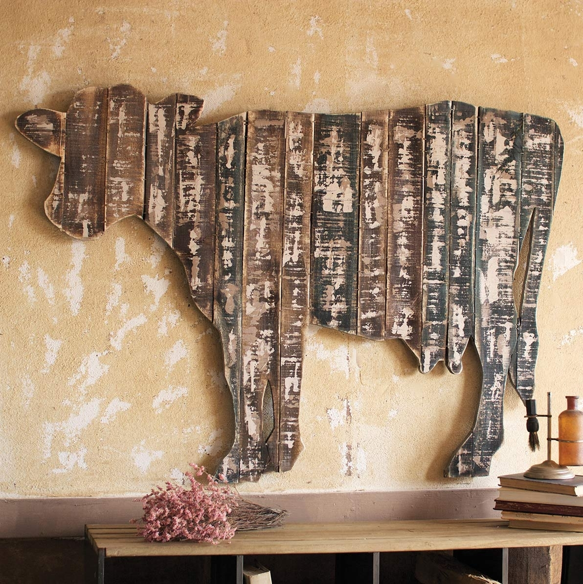 Western Metal Wall Art Western House Decor Rustic Western Home Decor Regarding Most Current Western Wall Art (View 17 of 20)