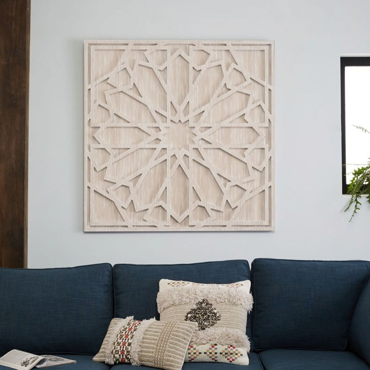 Whitewashed Wood Wall Art | Pinterest | Whitewash Wood, Wood Wall For Most Recently Released West Elm Wall Art (View 19 of 20)