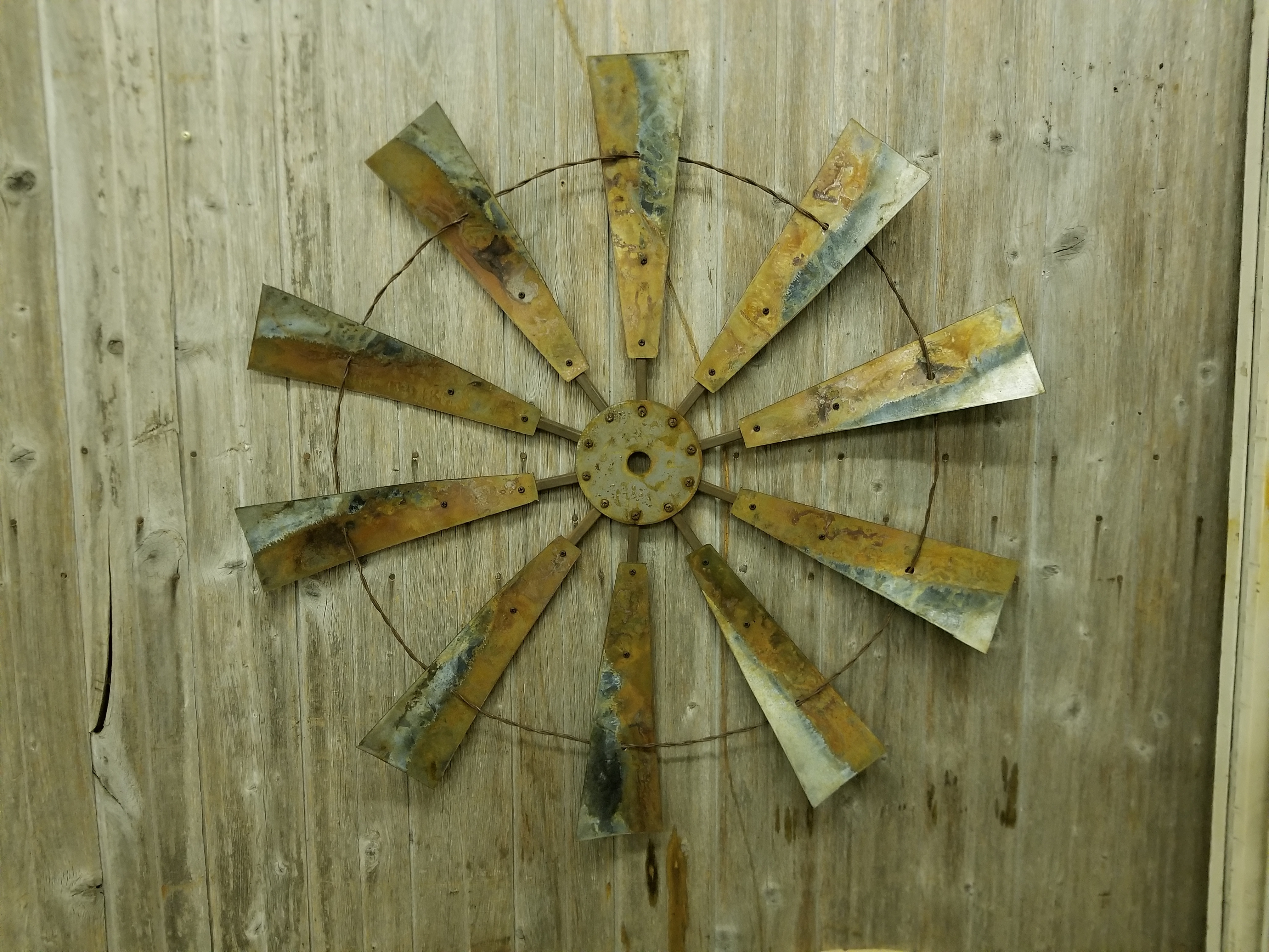 Windmills – Rustic Metal Letters & Wall Art With Most Current Windmill Wall Art (Gallery 17 of 20)