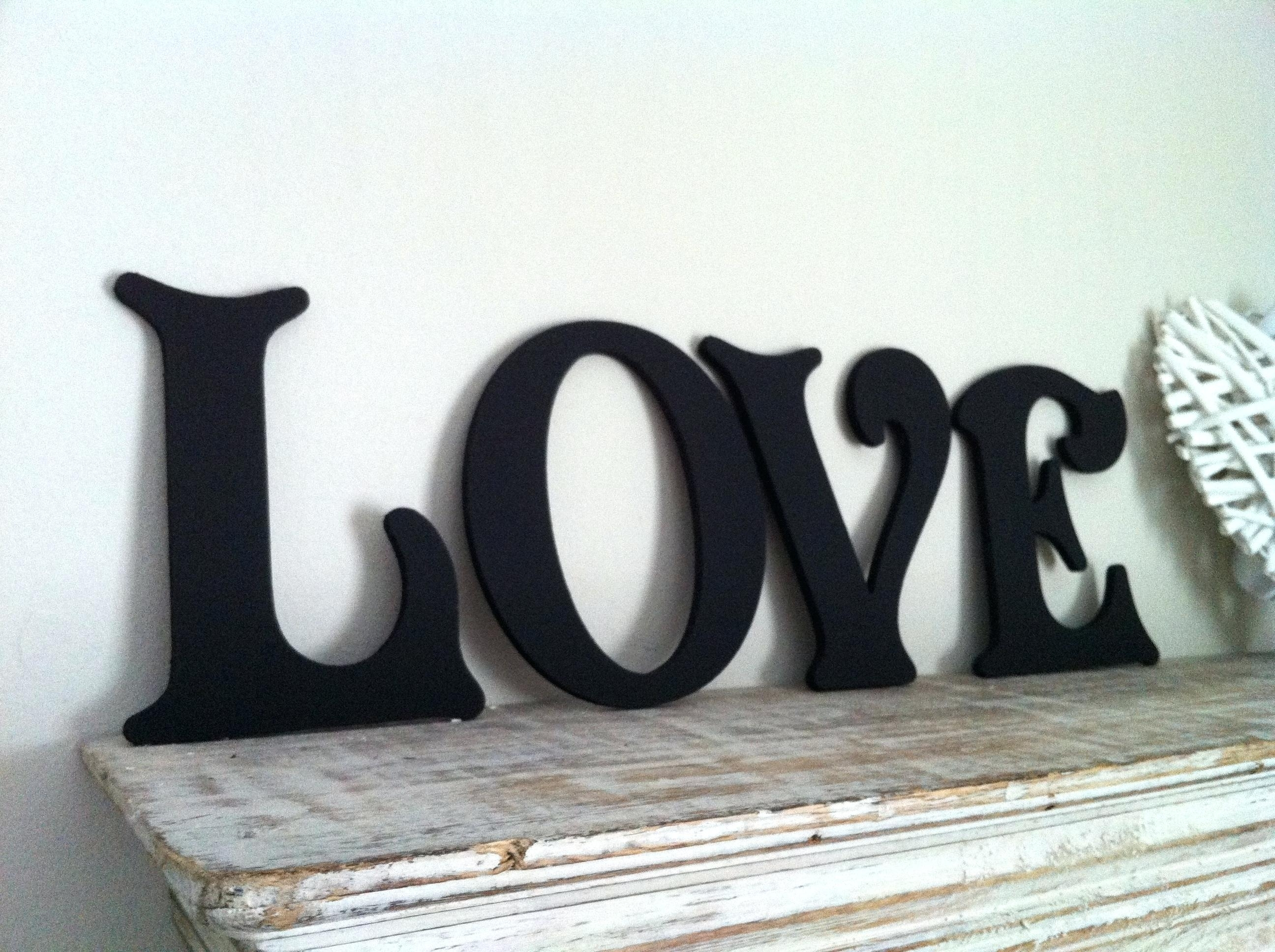 Wood Alphabet Letters Wall Art Wood Letter Wall Decor Lovely Wood Within Most Recently Released Letter Wall Art (Gallery 19 of 20)
