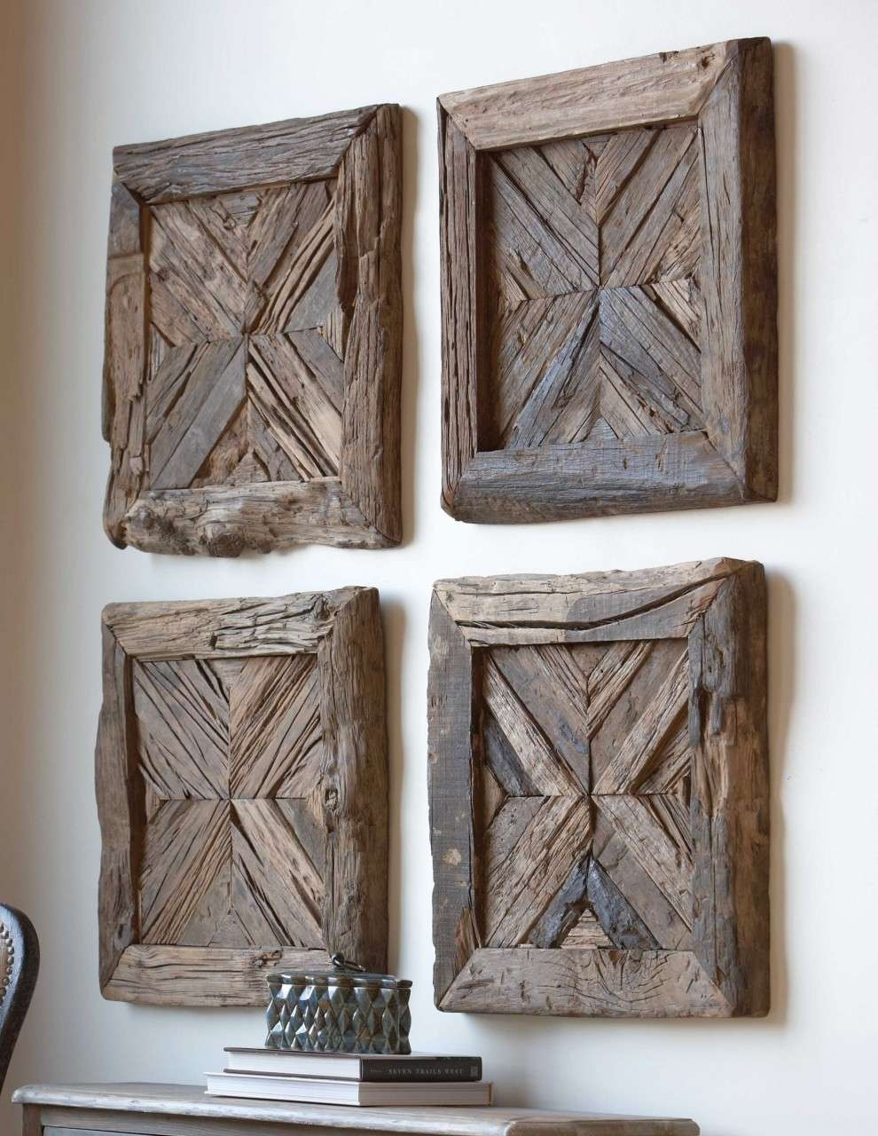 Wood Plank Wall Art Unique Great Examples Of Rustic Wall Art Of Wood Throughout Current Plank Wall Art (View 18 of 20)