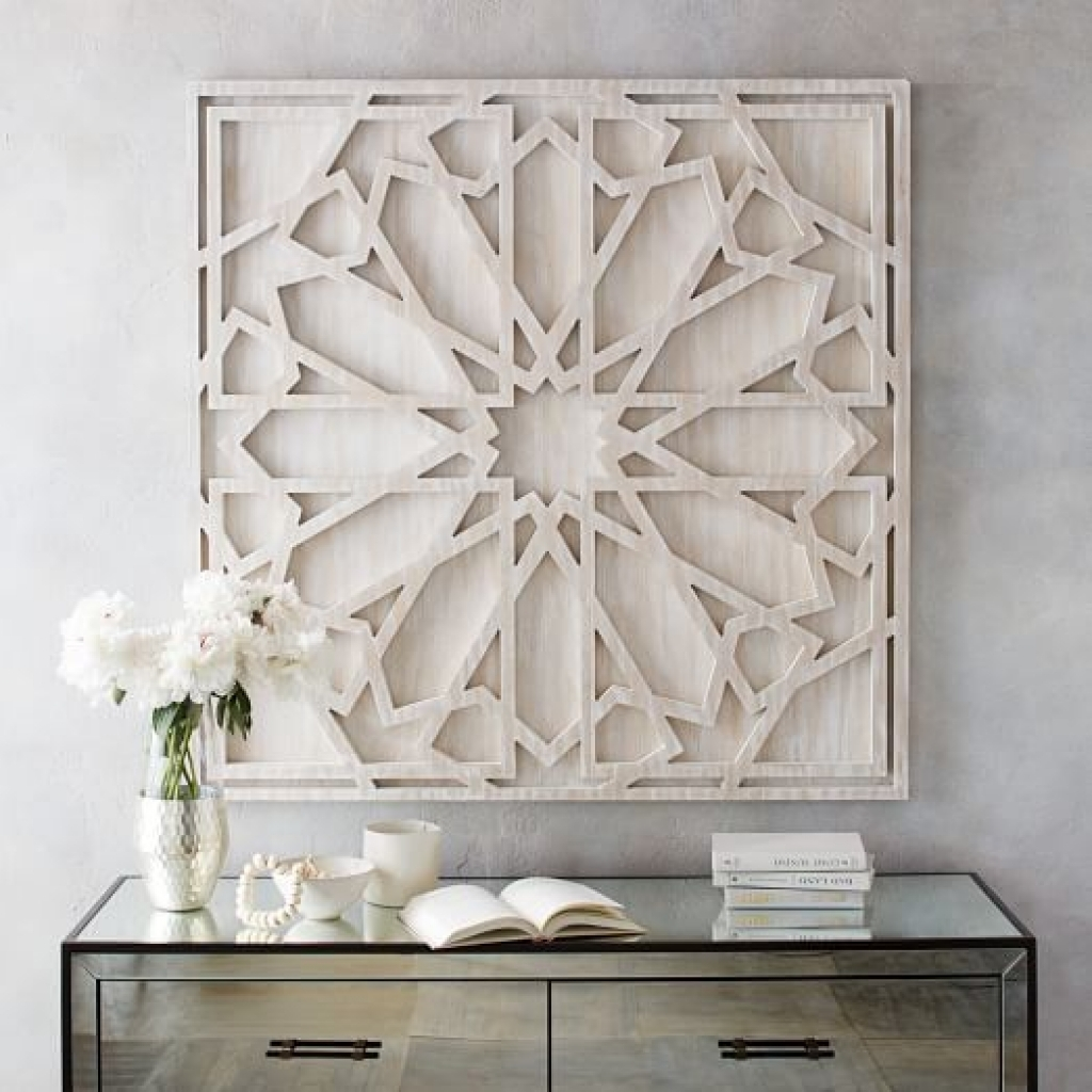 Wooden Wall Decoration Whitewashed Wood Wall Art West Elm Best Decor Pertaining To Most Current West Elm Wall Art (Gallery 7 of 20)