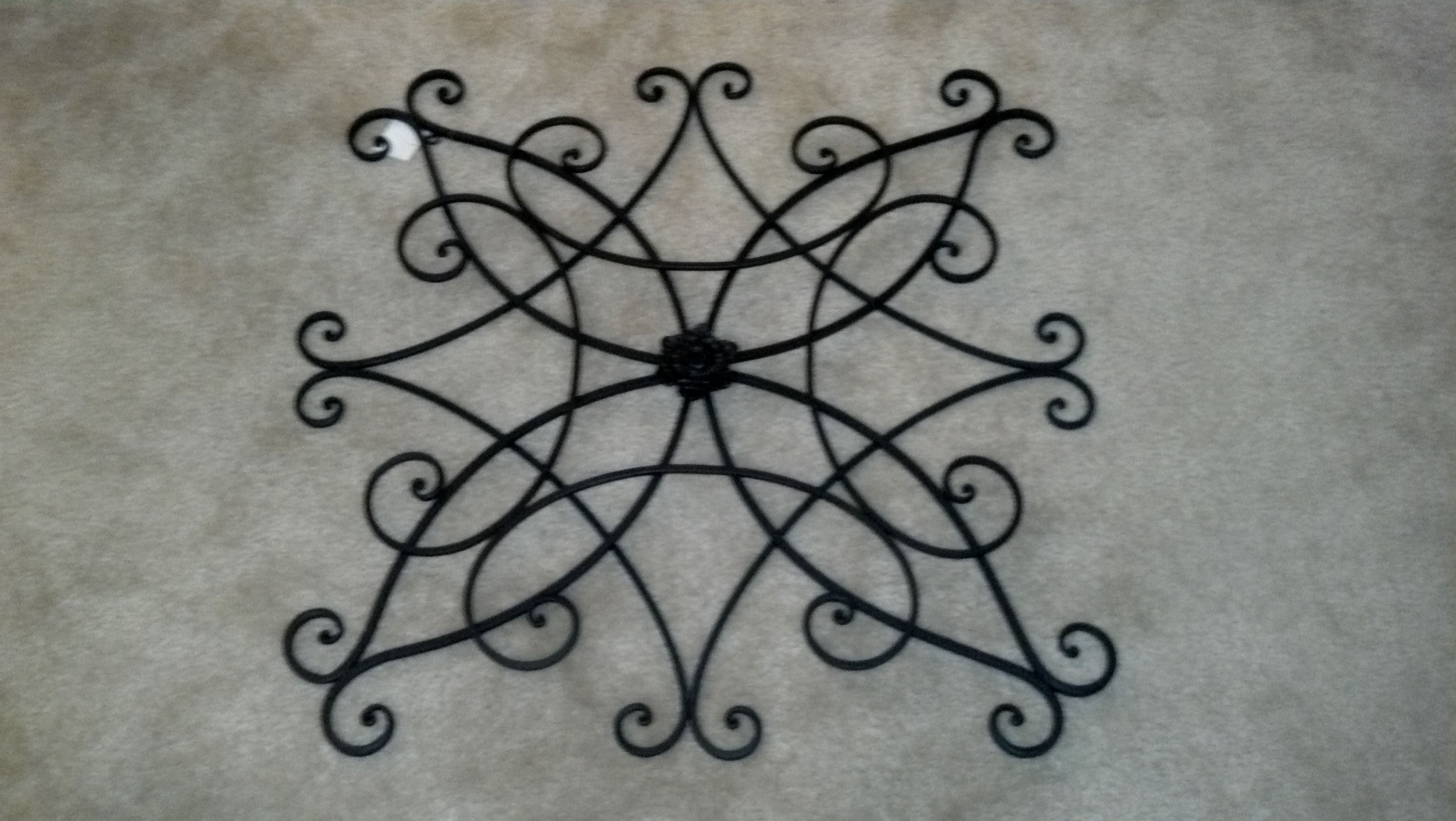 Wrought Iron Decor | Figuras De Metal | Pinterest | Iron Decor Intended For Latest Wrought Iron Wall Art (View 15 of 15)