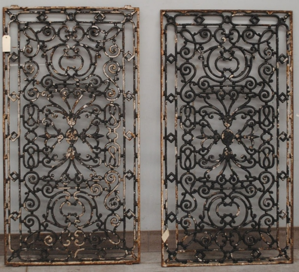 Wrought Iron Decorative Wall – Blogtipsworld Intended For Most Recently Released Iron Wall Art (View 20 of 20)