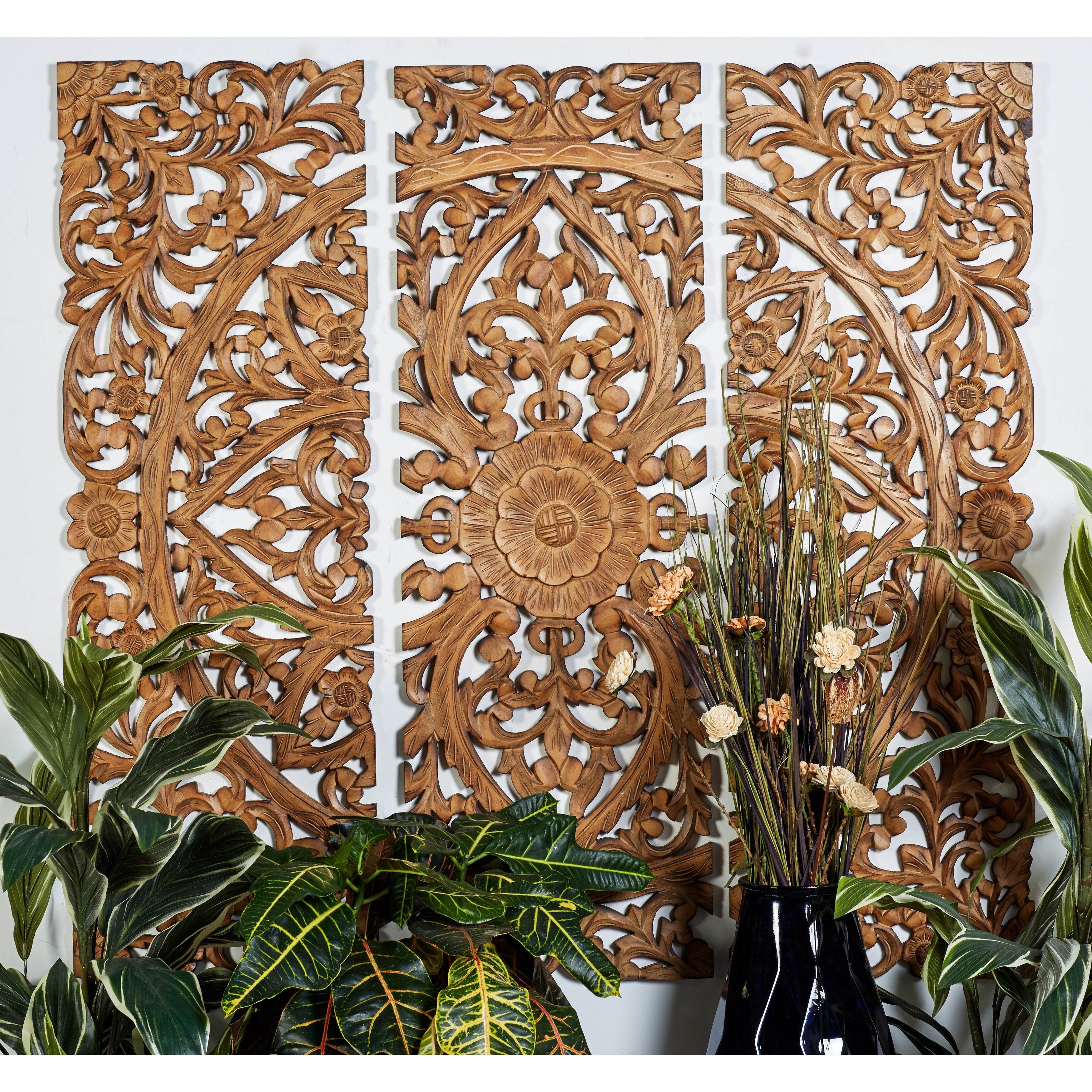 2 Piece Panel Wood Wall Decor Sets (Set Of 2) Throughout Preferred Wood Wall Art (View 2 of 20)