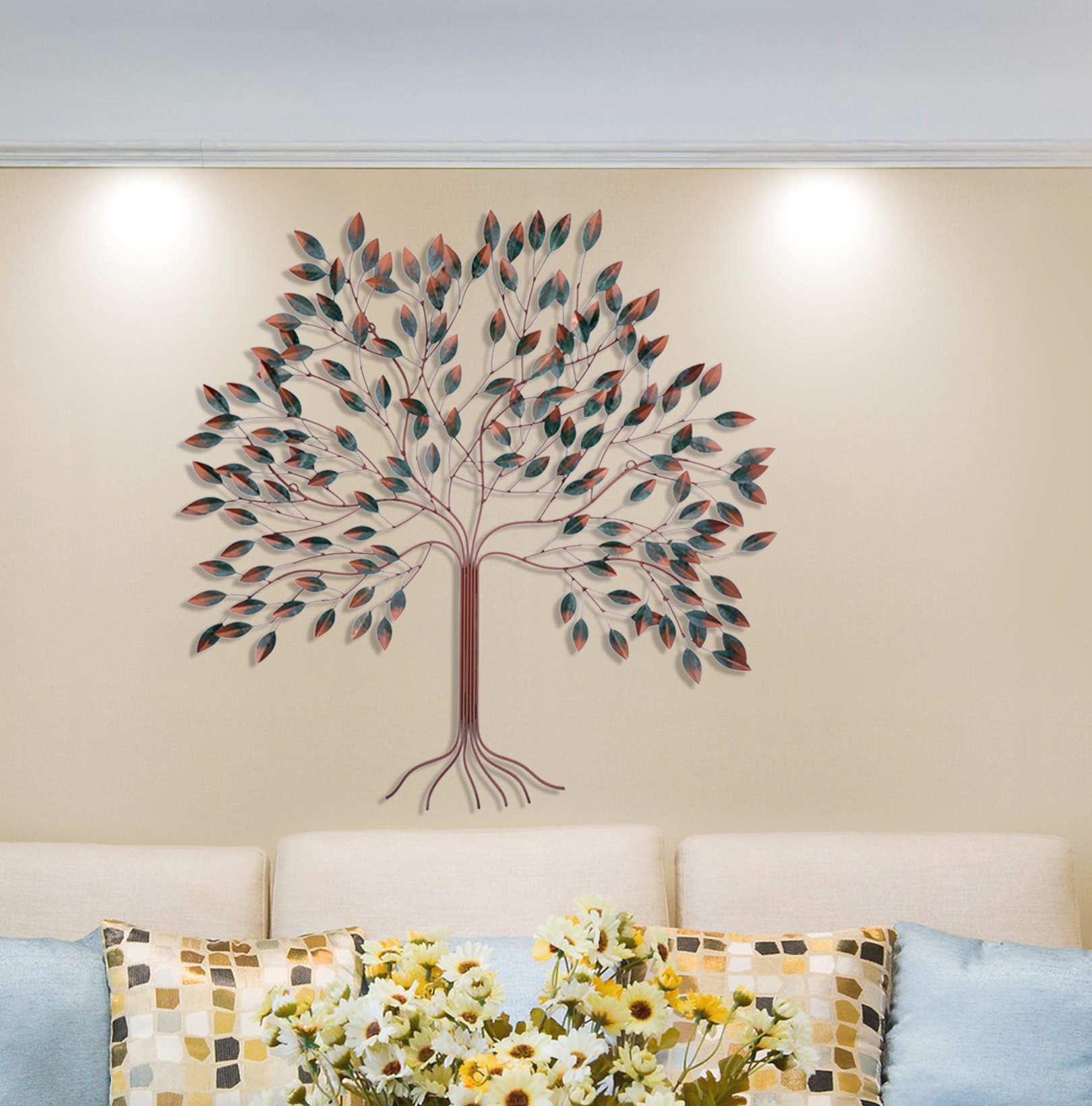 2019 Tree Of Life Wall Decor Pertaining To Peterson Housewares Inc. Tree Of Life Wall Décor & Reviews (Gallery 3 of 20)