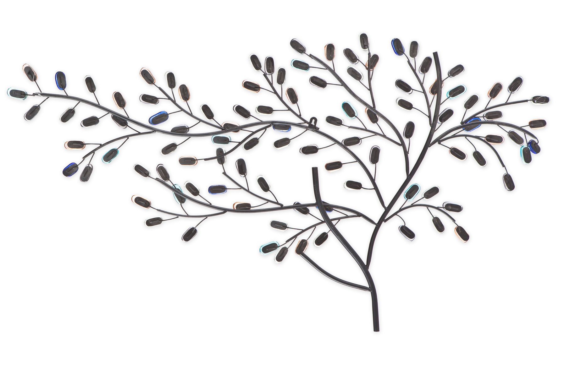 2019 Windswept Tree Wall Decor Within Windswept Tree Wall Décor & Reviews (View 1 of 20)
