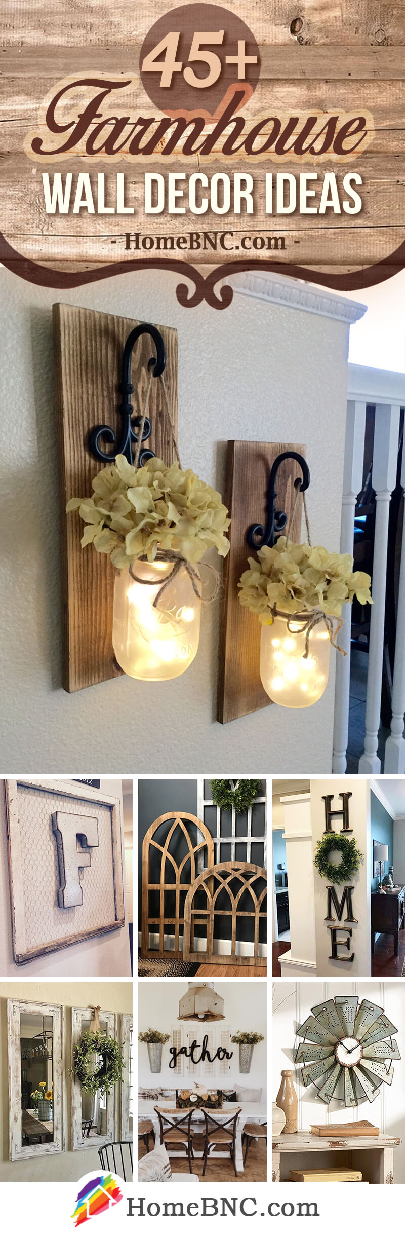 45+ Best Farmhouse Wall Decor Ideas And Designs For 2019 Inside Widely Used Blessed Steel Wall Decor (Gallery 16 of 20)