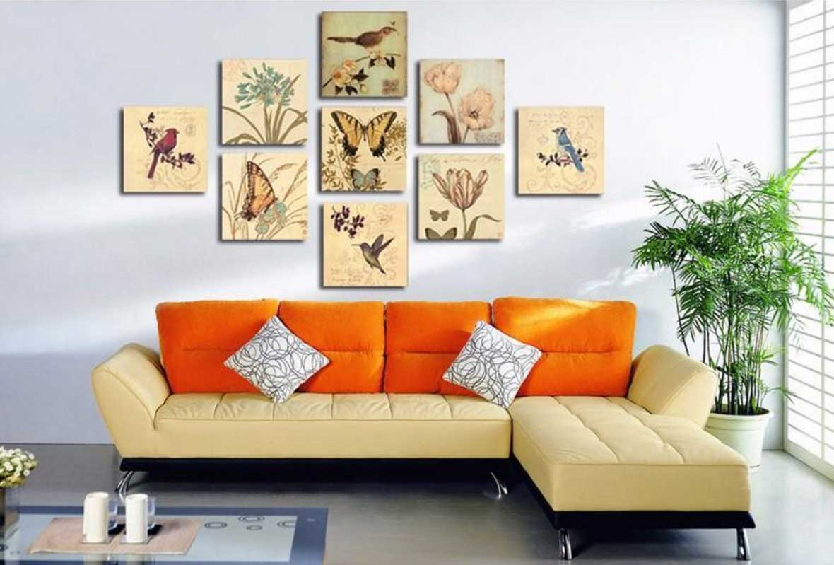 9 Piece Wall Art – Pmpresssecretariat With Popular Mariposa 9 Piece Wall Decor (Gallery 15 of 20)