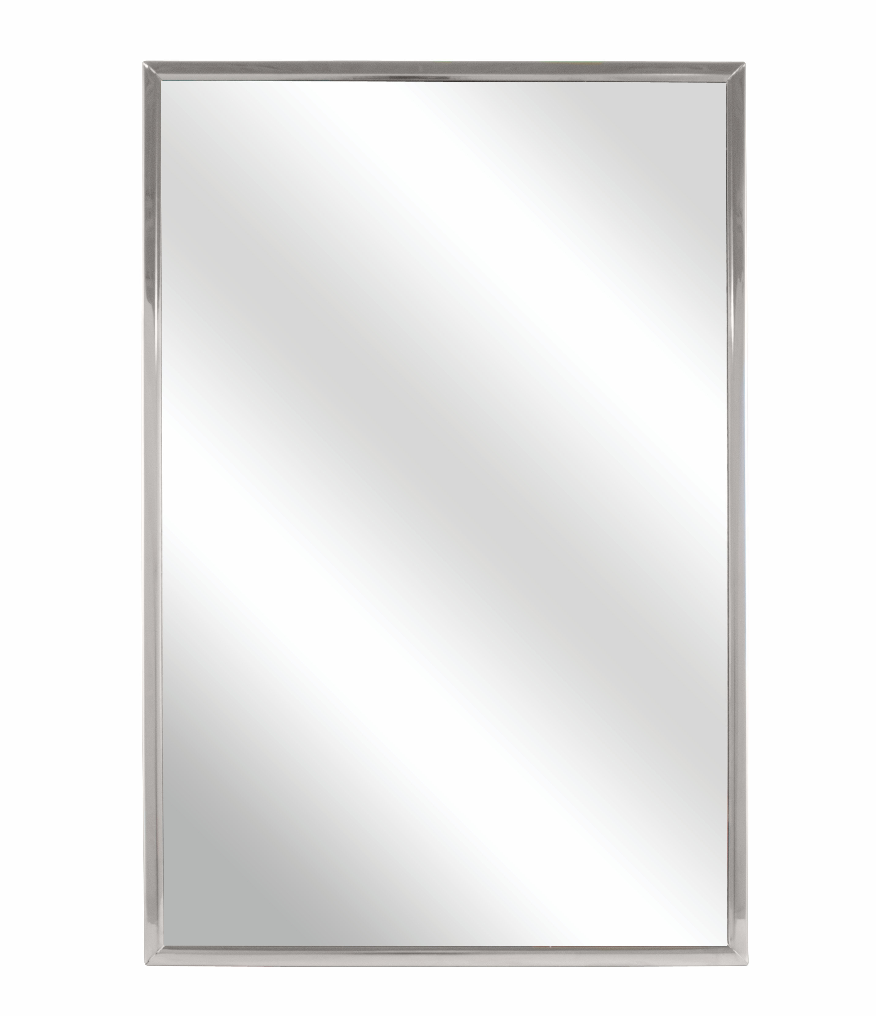 Allmodern Regarding Pennsburg Rectangle Wall Mirror (View 12 of 20)