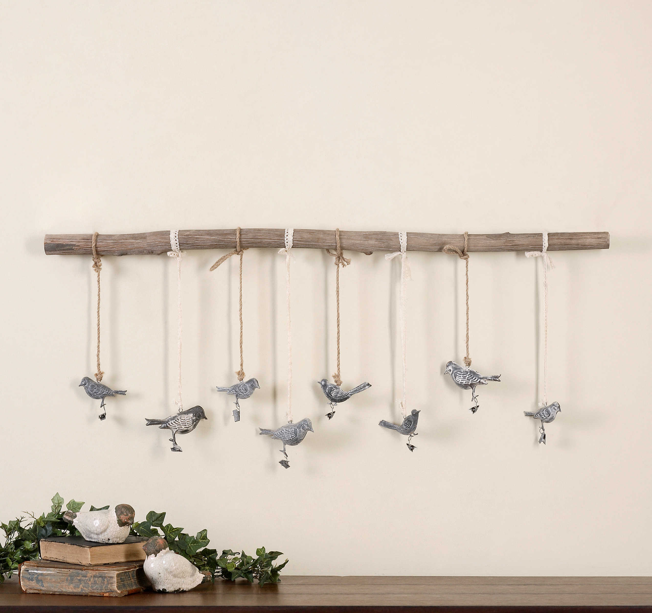 Birds On A Branch Wall Decor Throughout 2020 Uttermost Birds On A Branch Wall Art (Gallery 7 of 20)