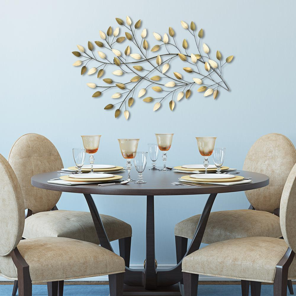 Blowing Leaves Wall Decor In Favorite Stratton Home Decor Stratton Home Decor Blowing Leaves Shd0062 – The (View 11 of 20)
