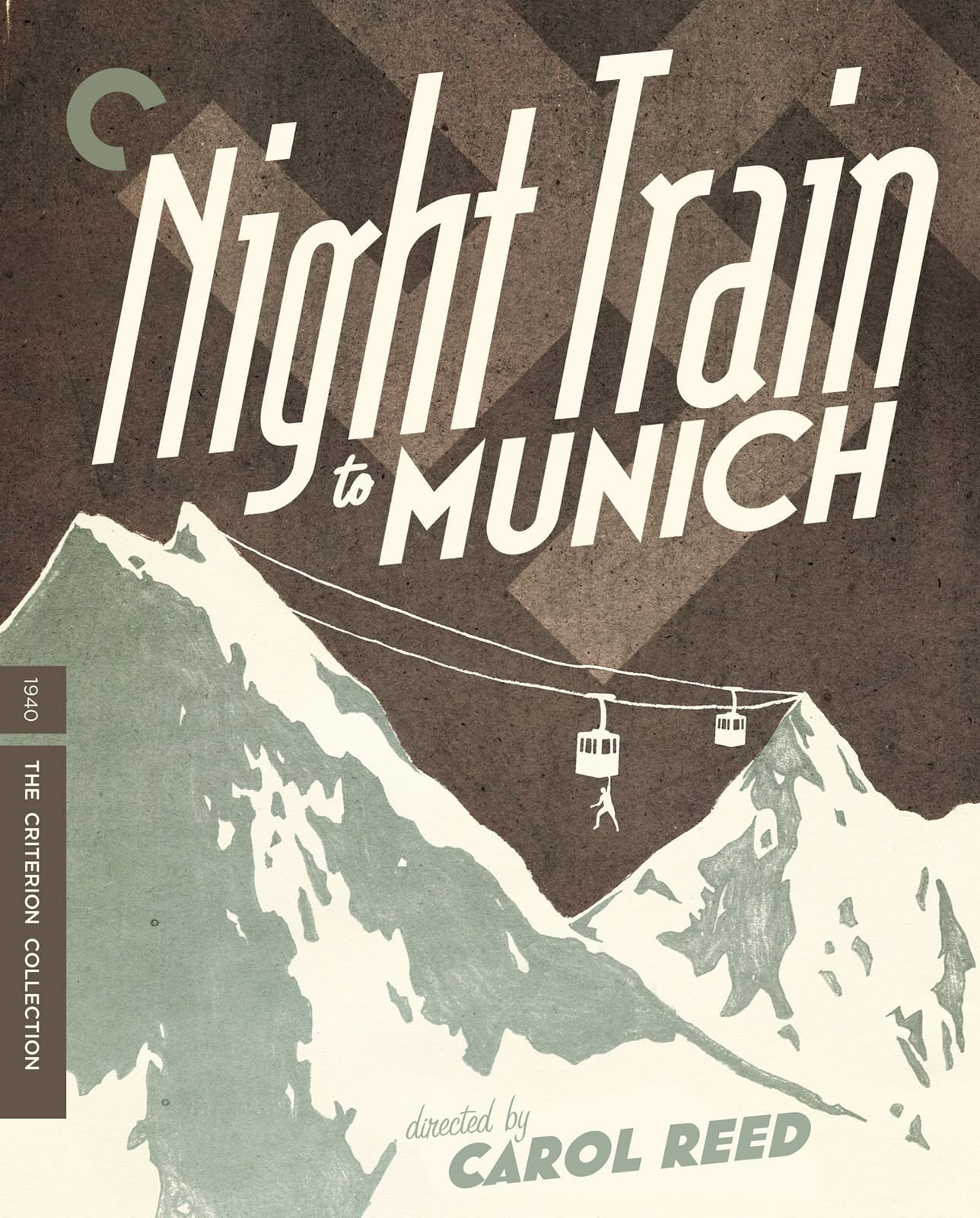 Blu Ray Review: Carol Reed's Night Train To Munich On The Criterion Intended For 2019 Reeds Migration Wall Decor Sets (Set Of 3) (View 19 of 20)