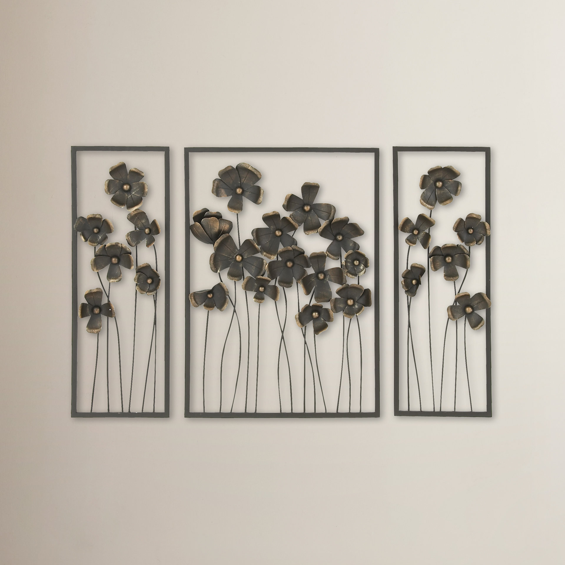 Brayden Studio 3 Piece Chic Wall Décor Set & Reviews (View 8 of 20)