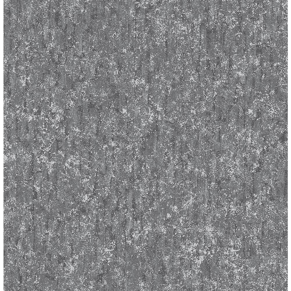 Brewster 56.4 Sq. Ft. Cole Dark Grey Winter Plain Wallpaper 2767 Throughout Most Recently Released Wall Decor By Cole & Grey (Gallery 19 of 20)