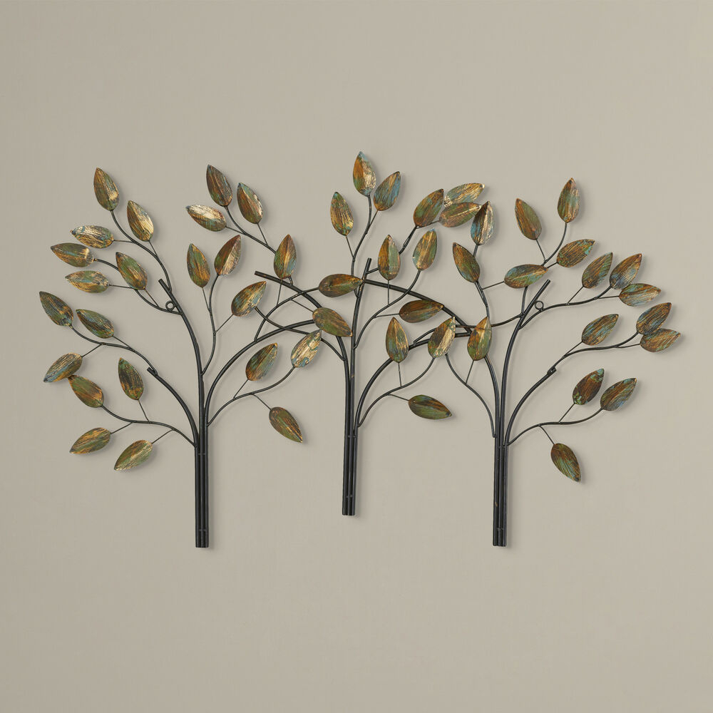 Charlton Home Desford Leaf Wall Décor (Gallery 4 of 20)