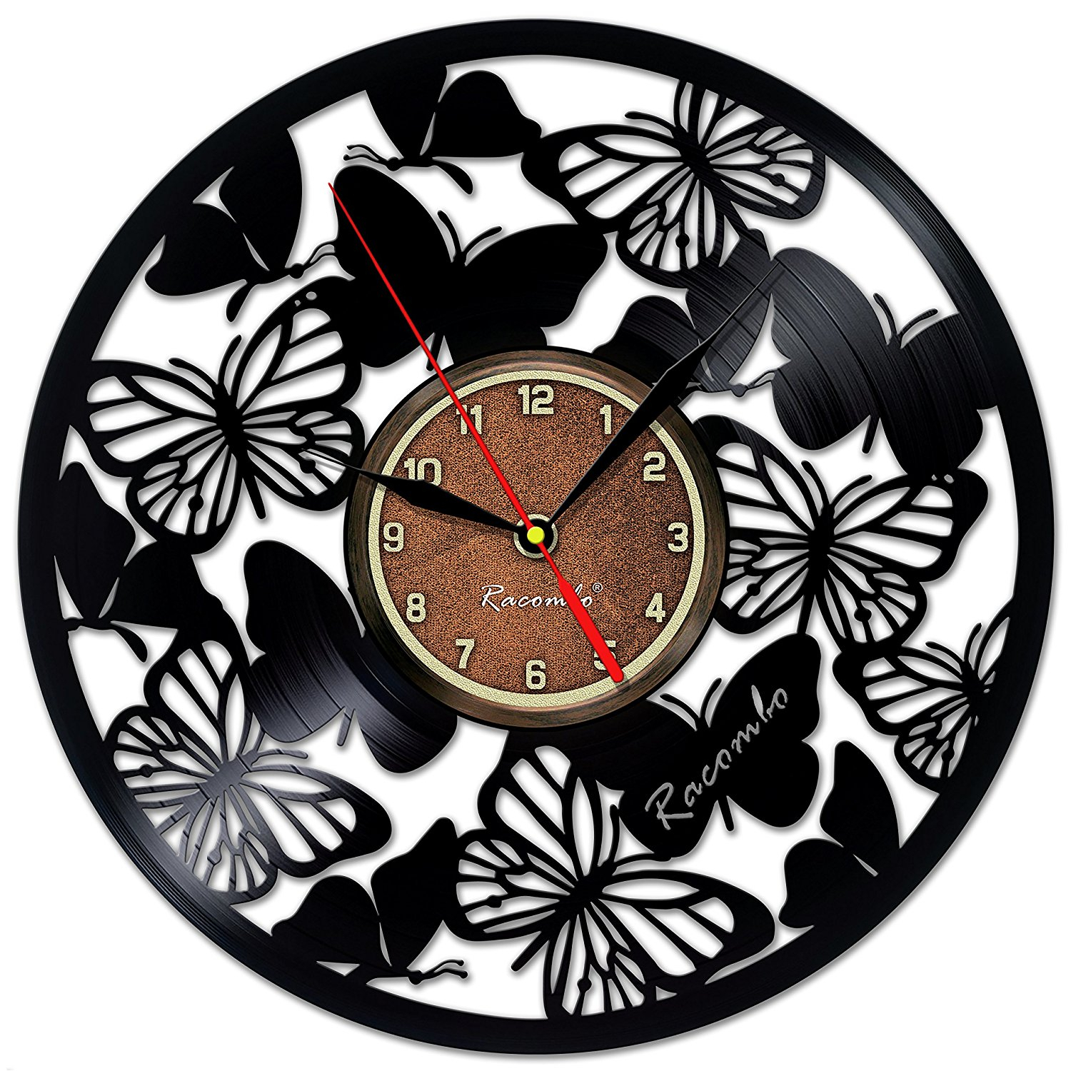 Cheap Metal Butterfly Art, Find Metal Butterfly Art Deals On Line At For Widely Used Flower And Butterfly Urban Design Metal Wall Decor (View 8 of 20)