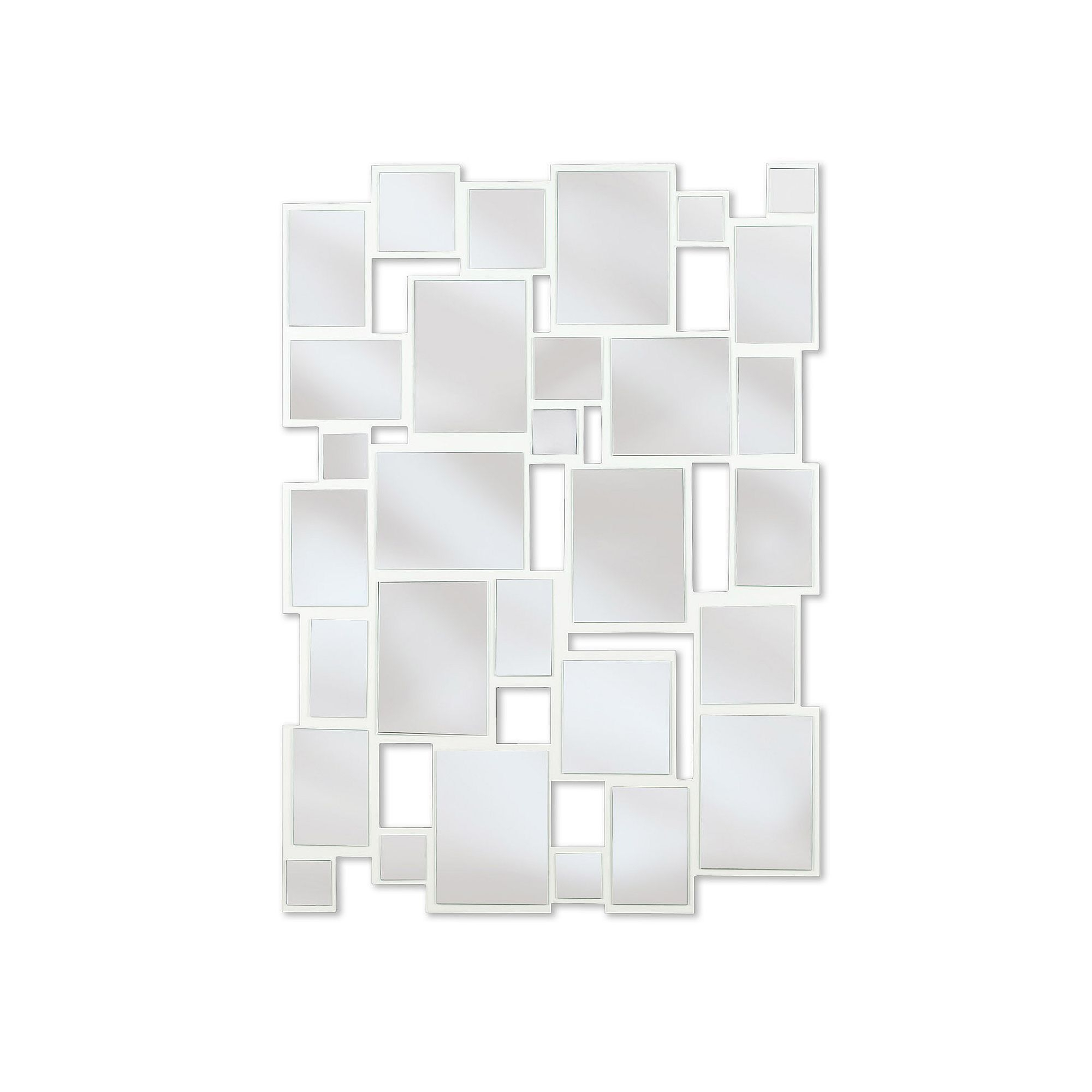 Contemporary Wall Pertaining To Pennsburg Rectangle Wall Mirror (View 15 of 20)